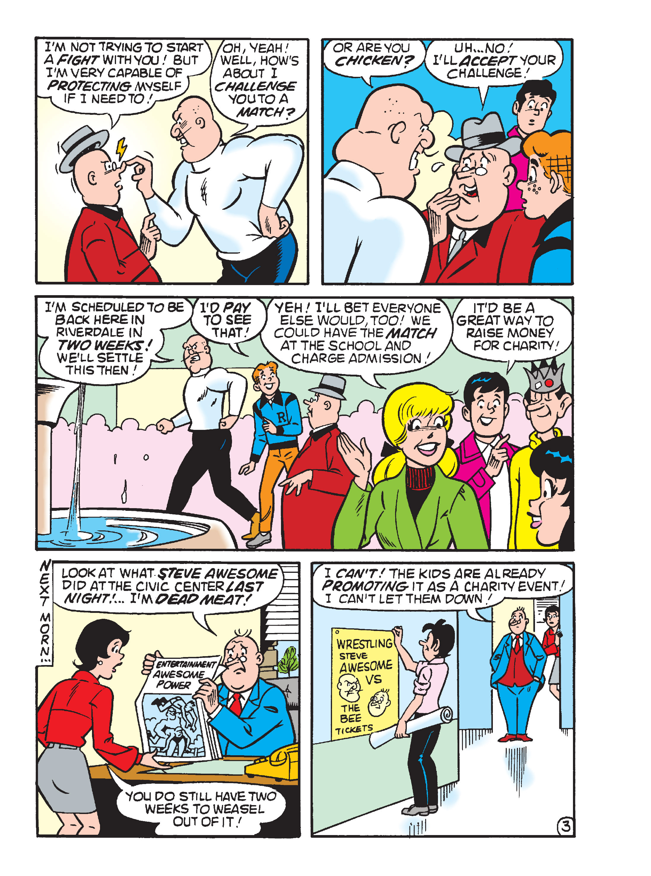 Read online Archie Giant Comics Collection comic -  Issue #Archie Giant Comics Collection TPB (Part 2) - 10
