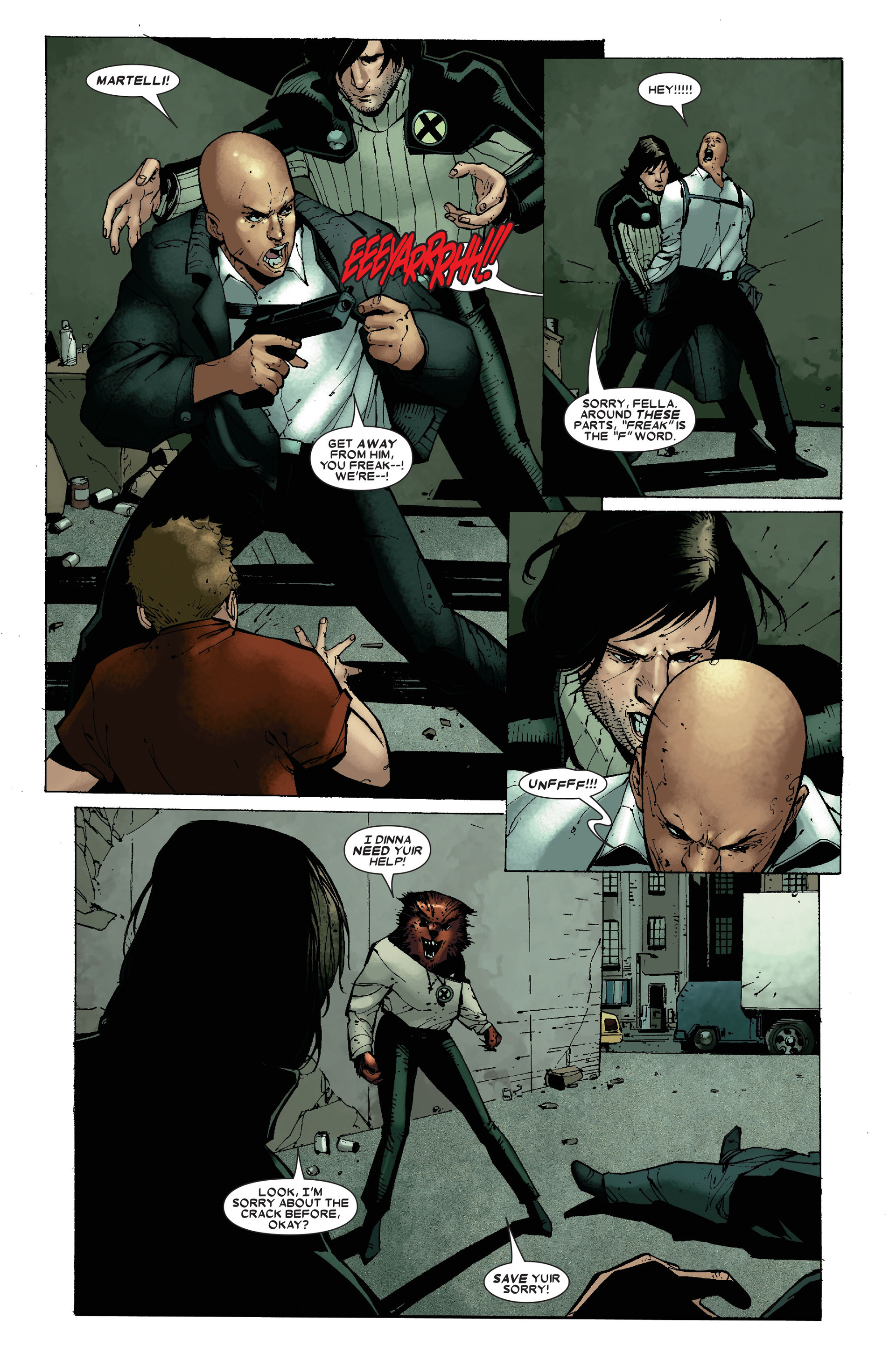 Read online X-Factor (2006) comic -  Issue #17 - 17