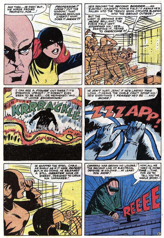 Read online Uncanny X-Men (1963) comic -  Issue #67 - 12