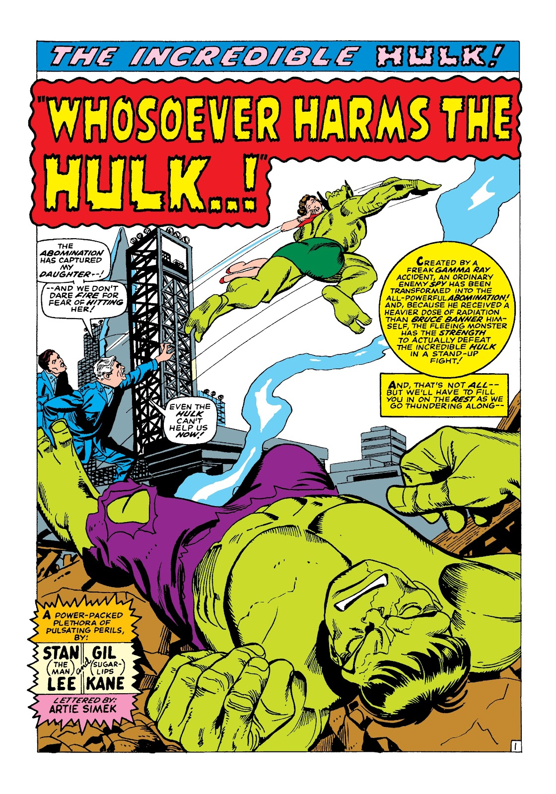 Read online Marvel Masterworks: The Incredible Hulk comic -  Issue # TPB 3 (Part 2) - 29