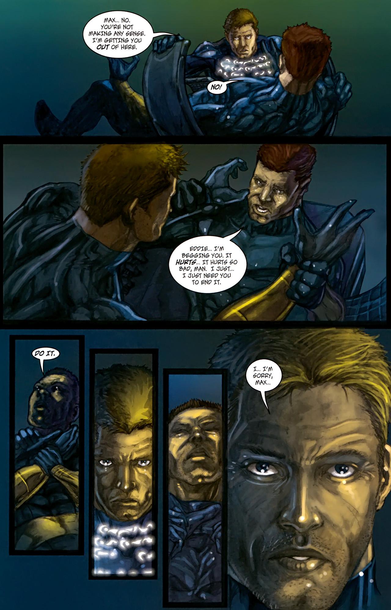 Read online Phoenix comic -  Issue #1 - 11