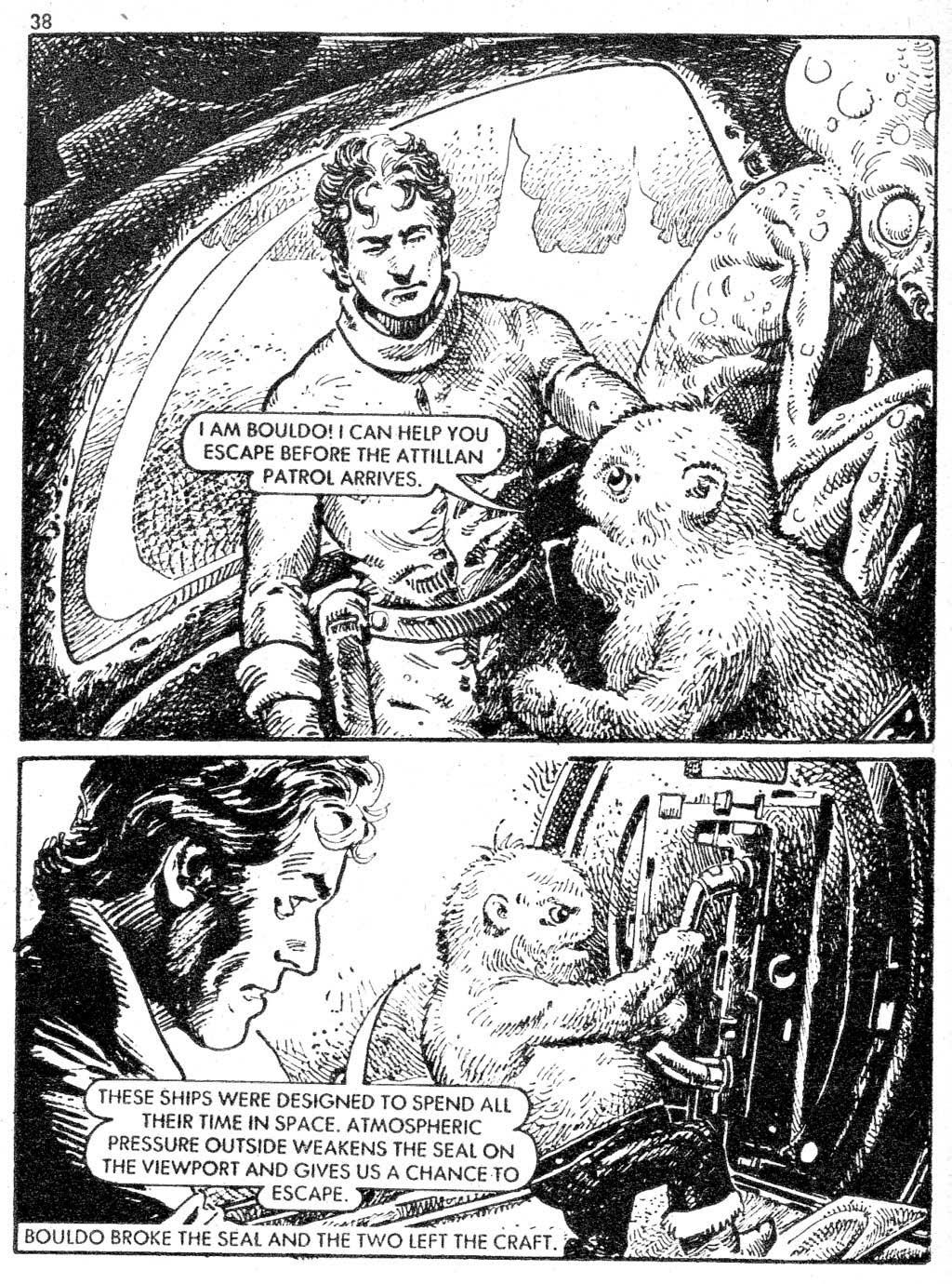 Starblazer issue 87 - Page 38