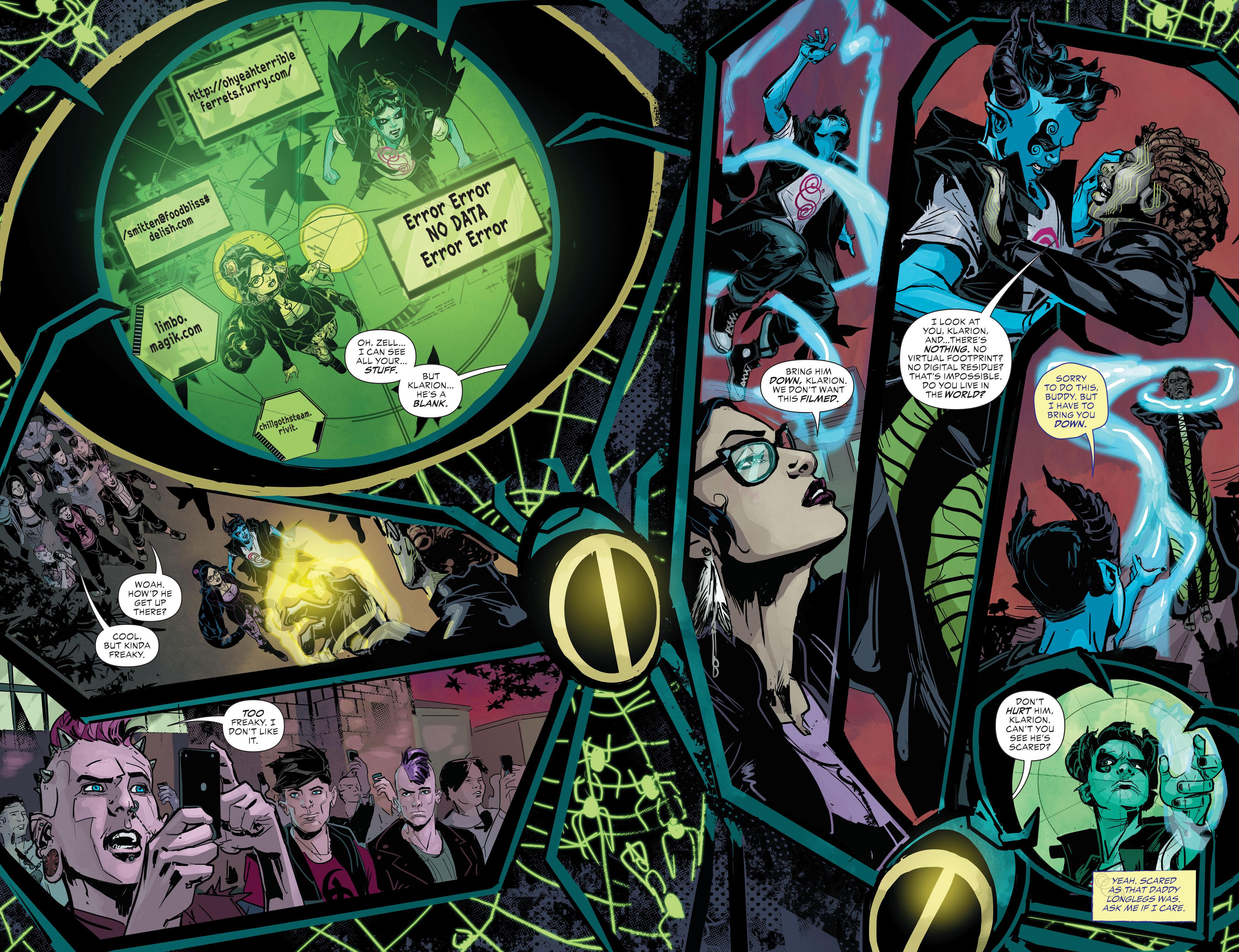 Read online Klarion comic -  Issue #2 - 4