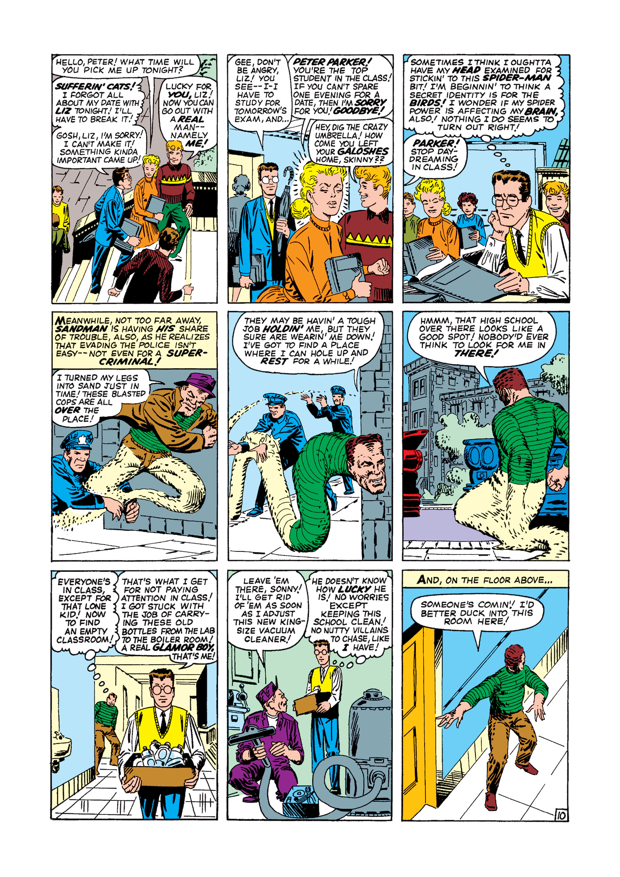 The Amazing Spider-Man (1963) 4 Page 10