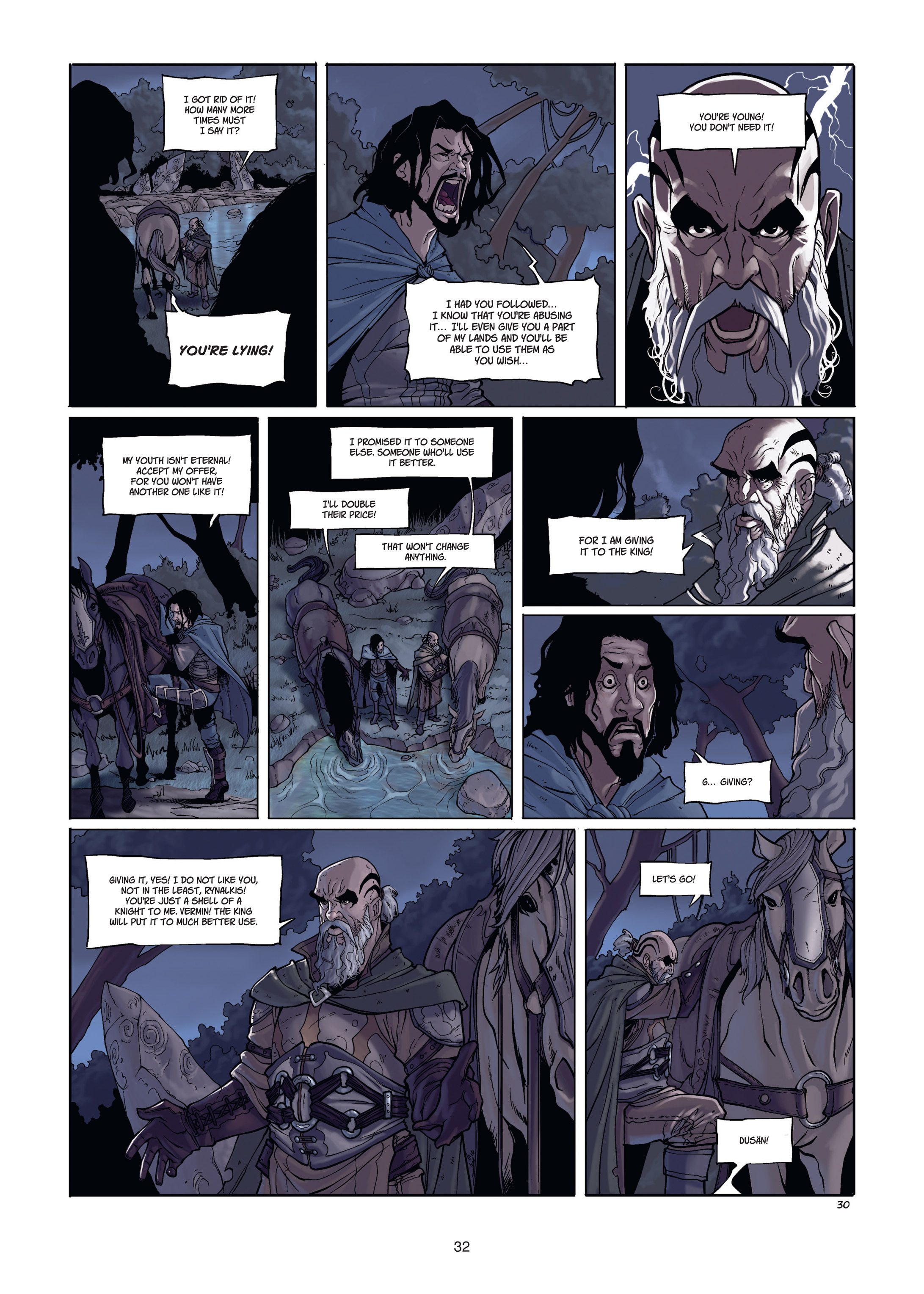 Read online Angor comic -  Issue #1 - 32