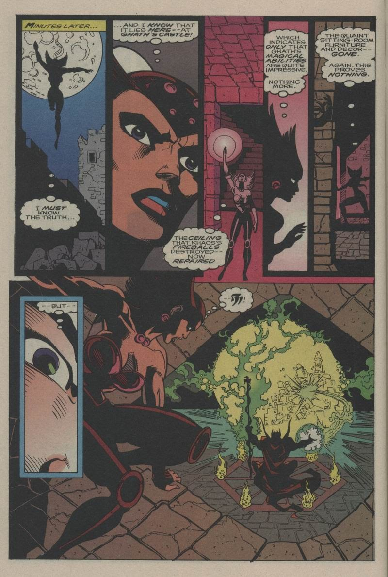 Excalibur (1988) issue Annual 1 - Page 25