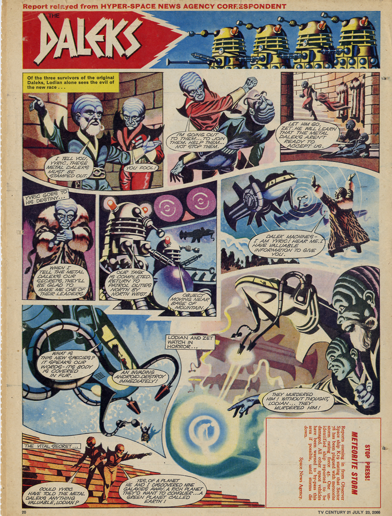 Read online TV Century 21 (TV 21) comic -  Issue #79 - 19