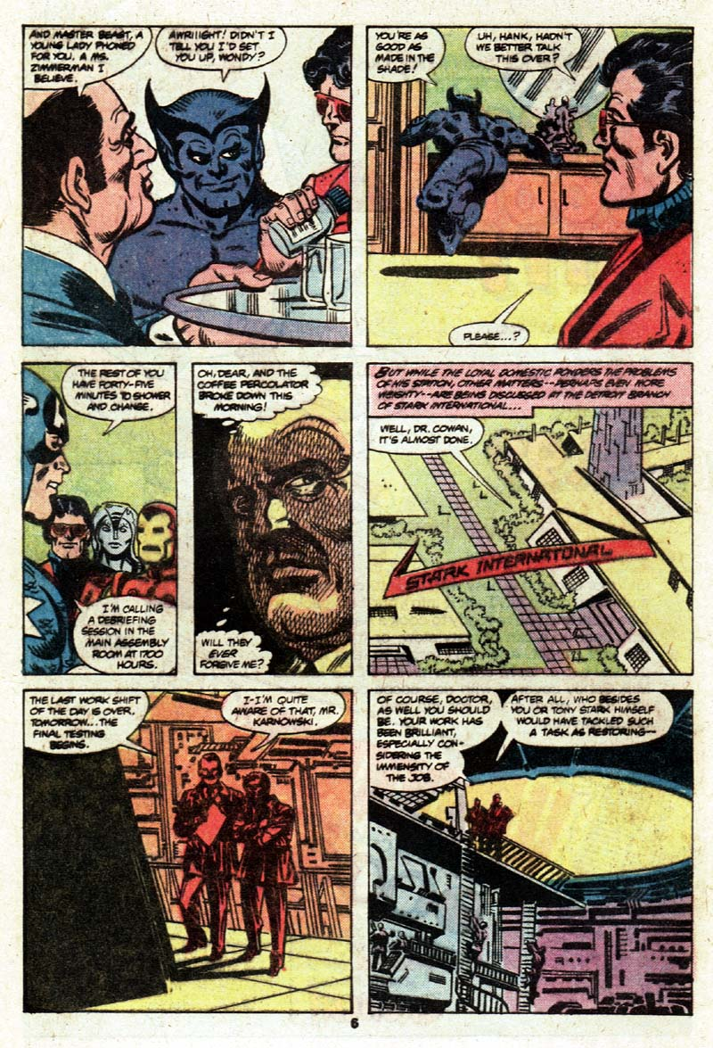 The Avengers (1963) 197 Page 4