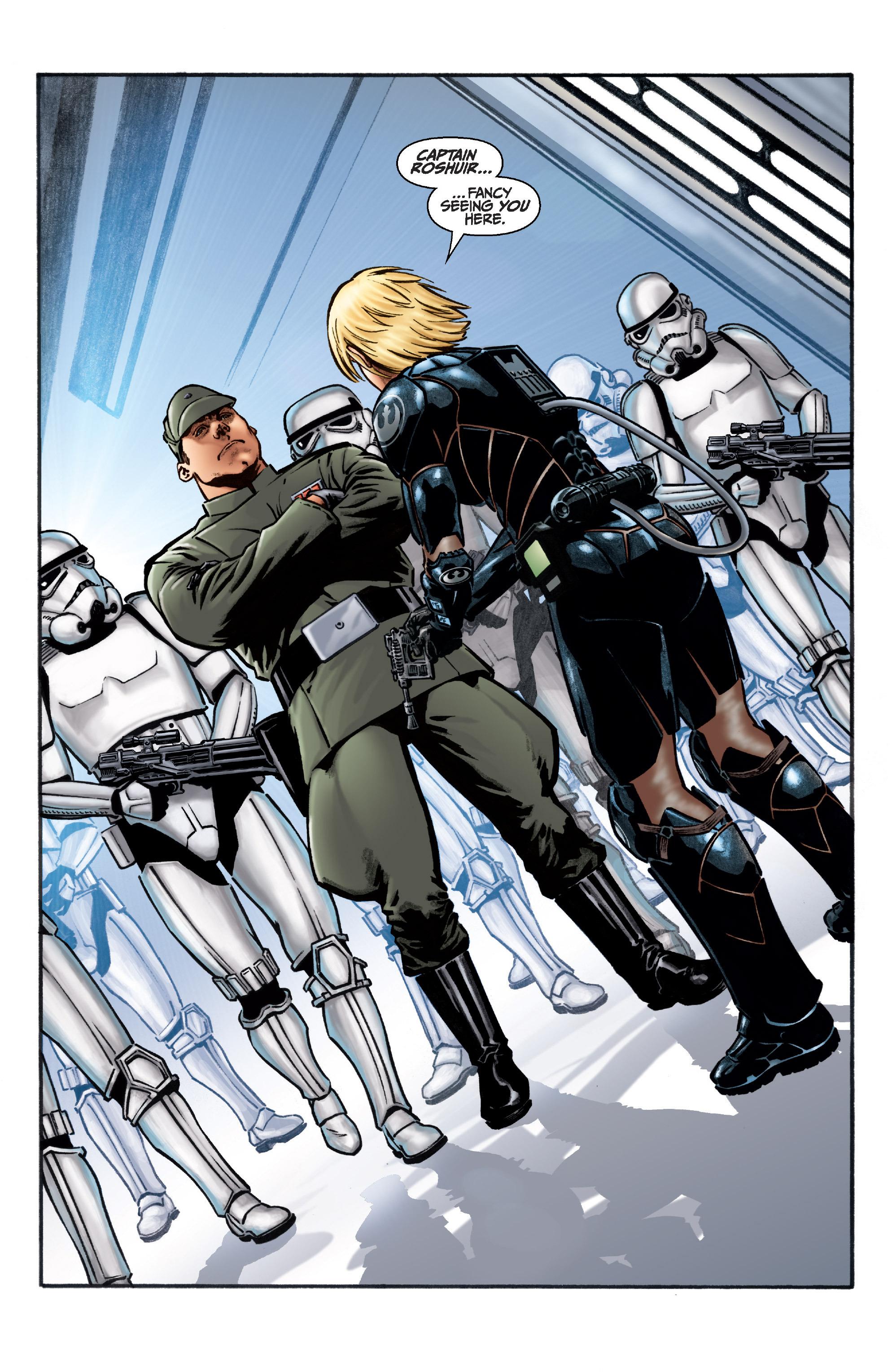 Read online Star Wars Omnibus comic -  Issue # Vol. 22 - 389
