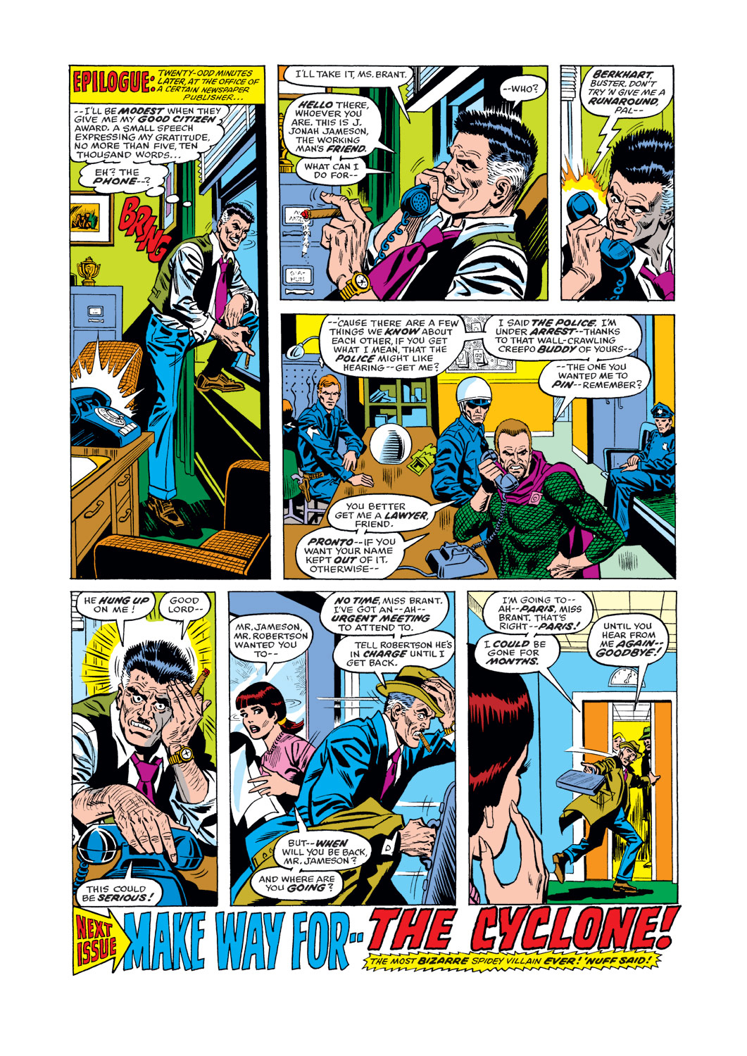 The Amazing Spider-Man (1963) 142 Page 19