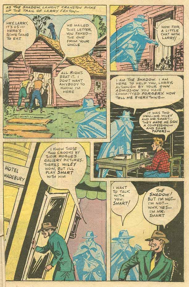 Read online Shadow Comics comic -  Issue #79 - 43
