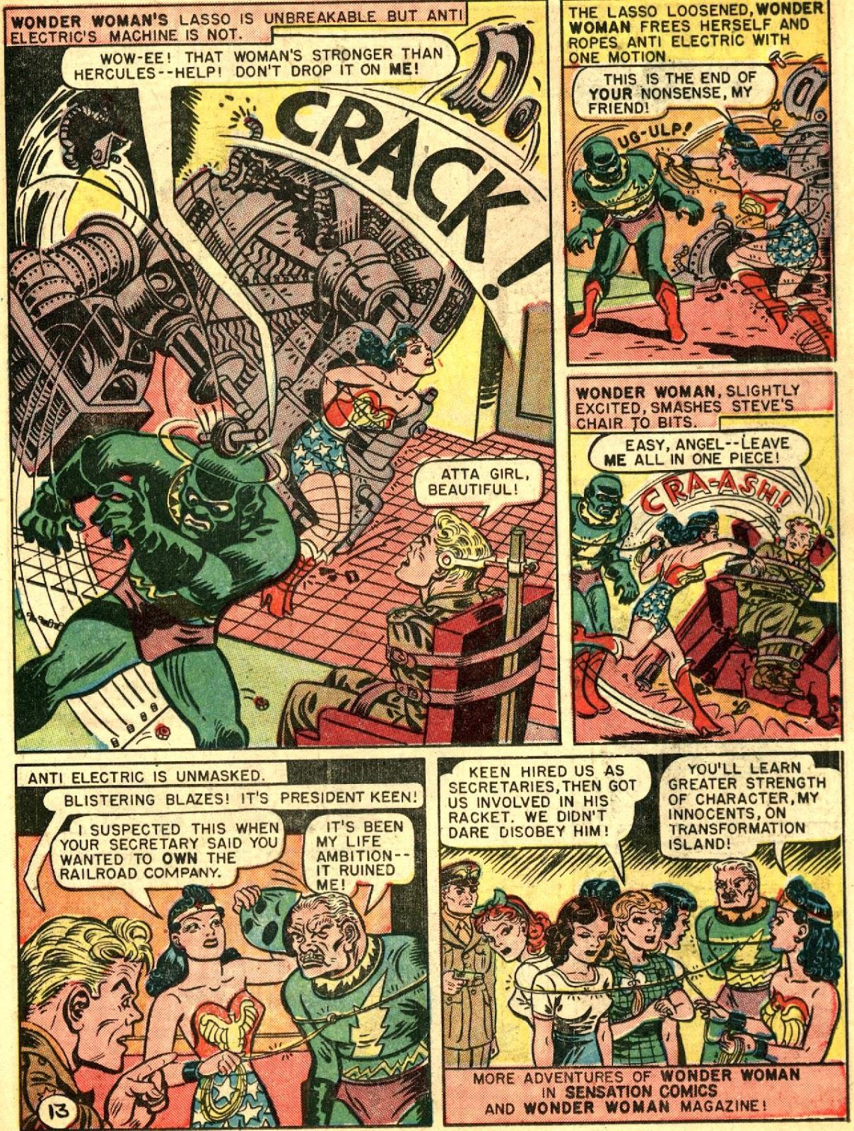 Comic Cavalcade issue 27 - Page 15
