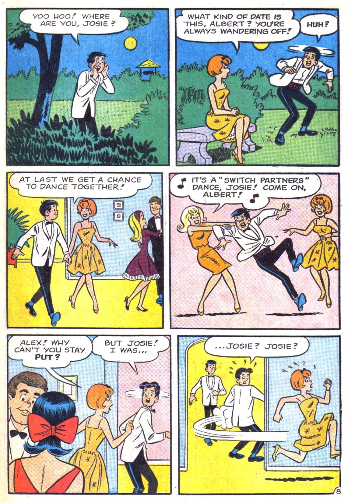 Read online She's Josie comic -  Issue #11 - 31