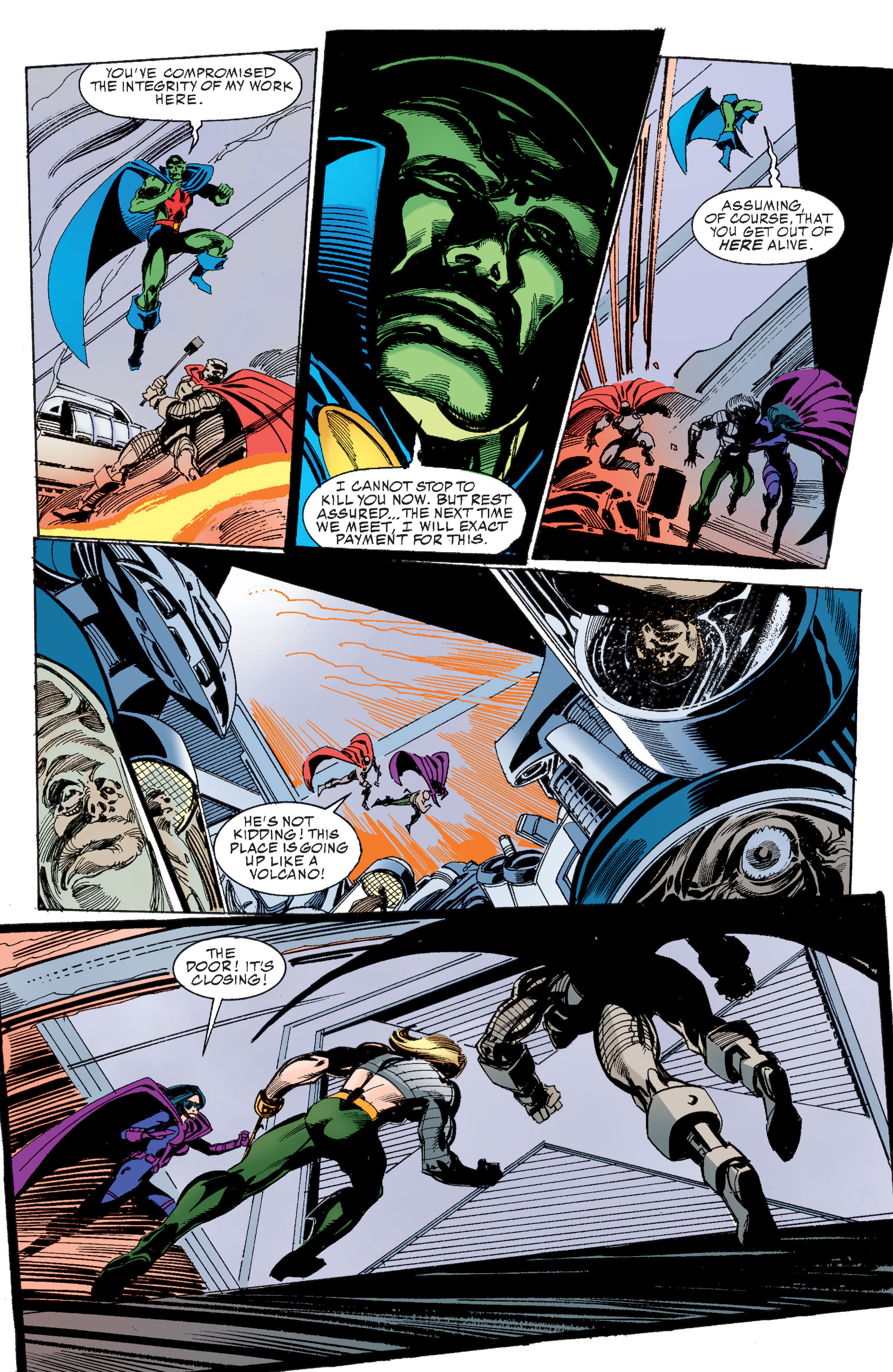 Read online Martian Manhunter: Son of Mars comic -  Issue # TPB - 164