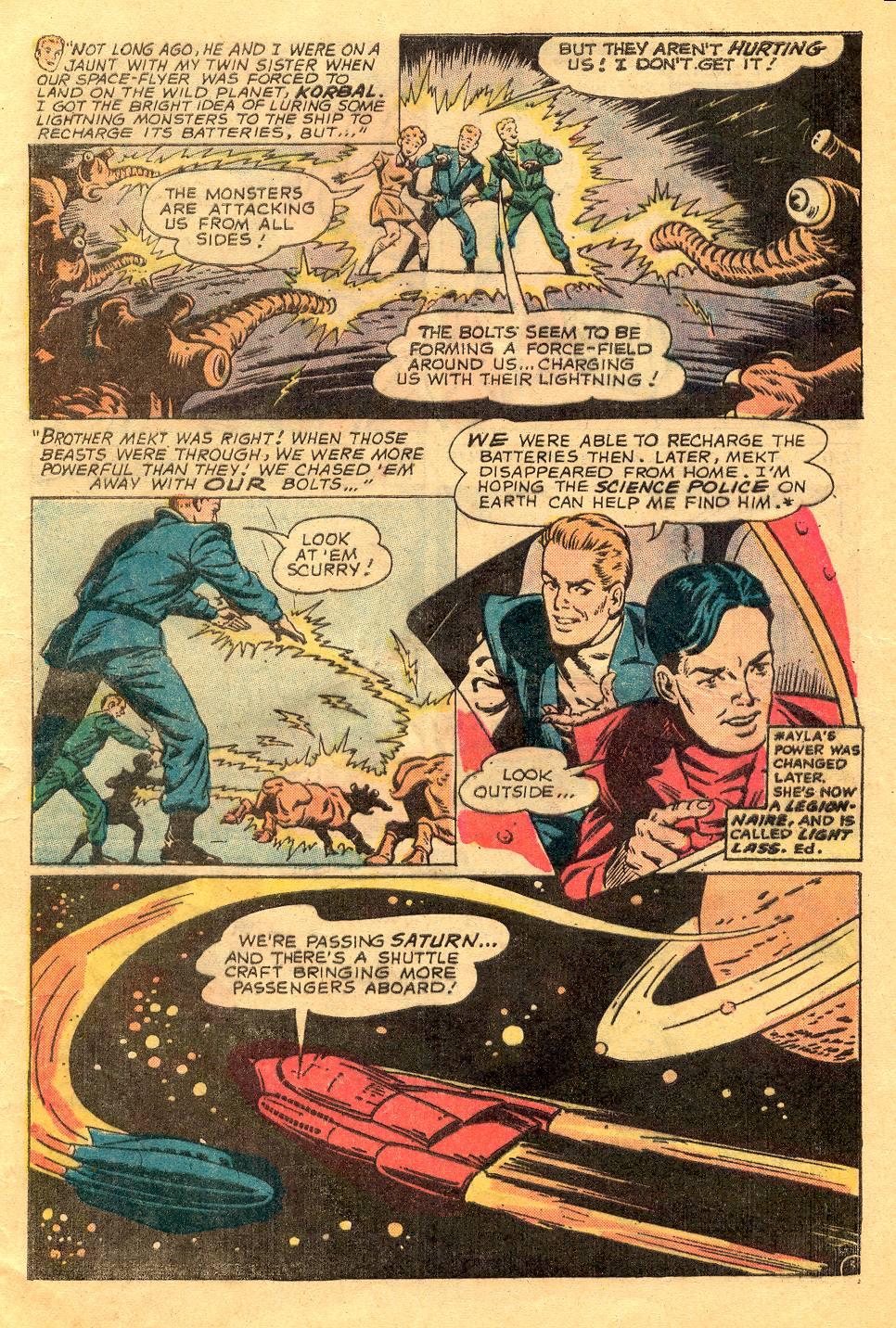 Read online Secret Origins (1973) comic -  Issue #6 - 5