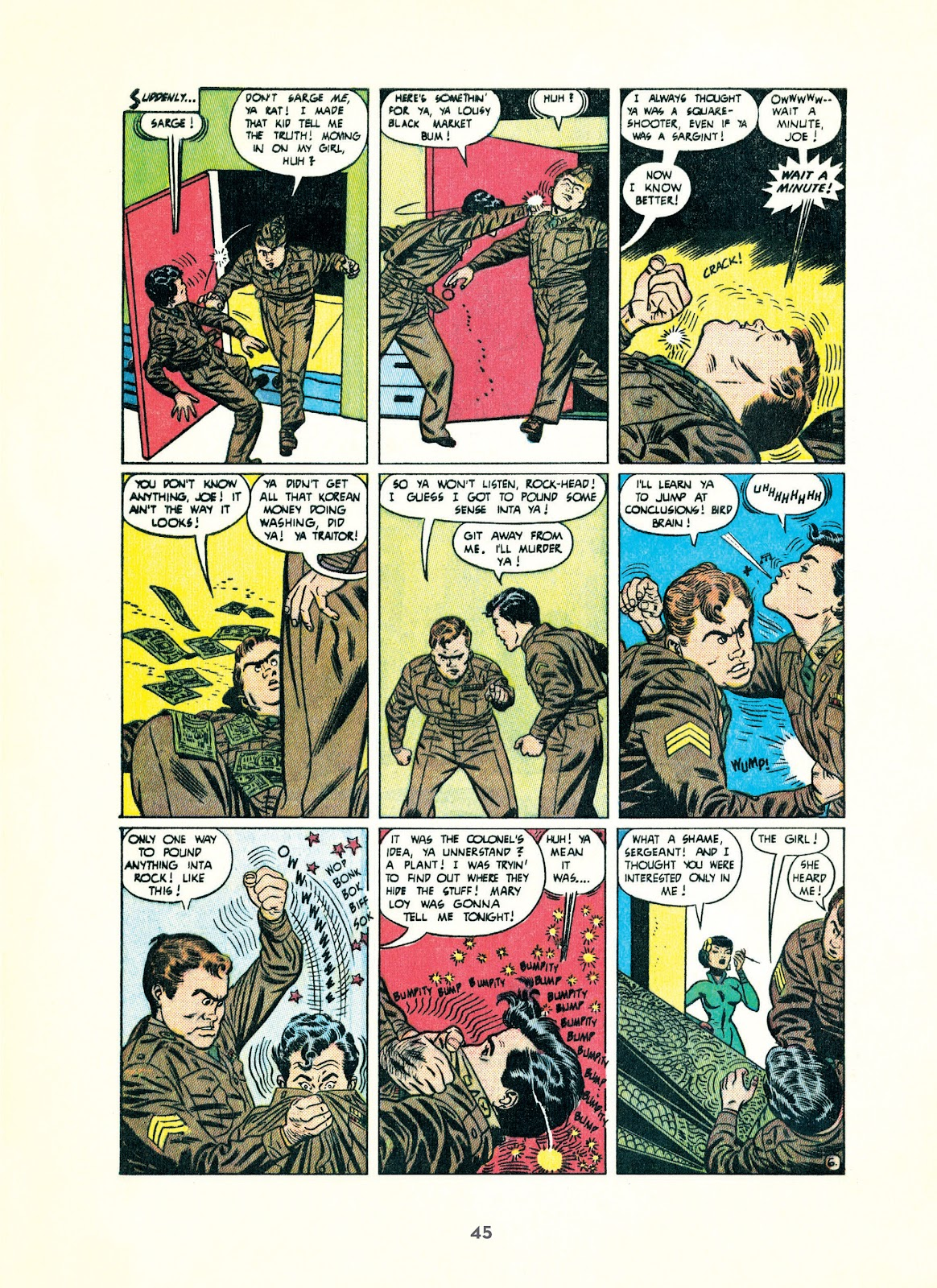 Read online Setting the Standard: Comics by Alex Toth 1952-1954 comic -  Issue # TPB (Part 1) - 44