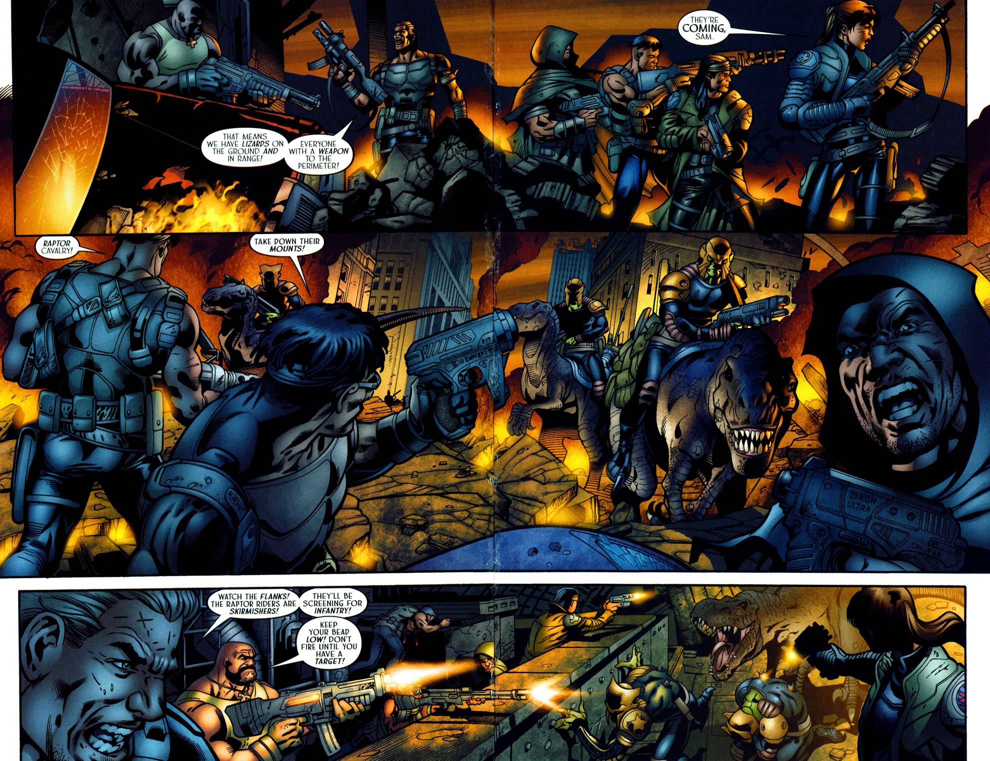 Read online Sigil (2000) comic -  Issue #35 - 14