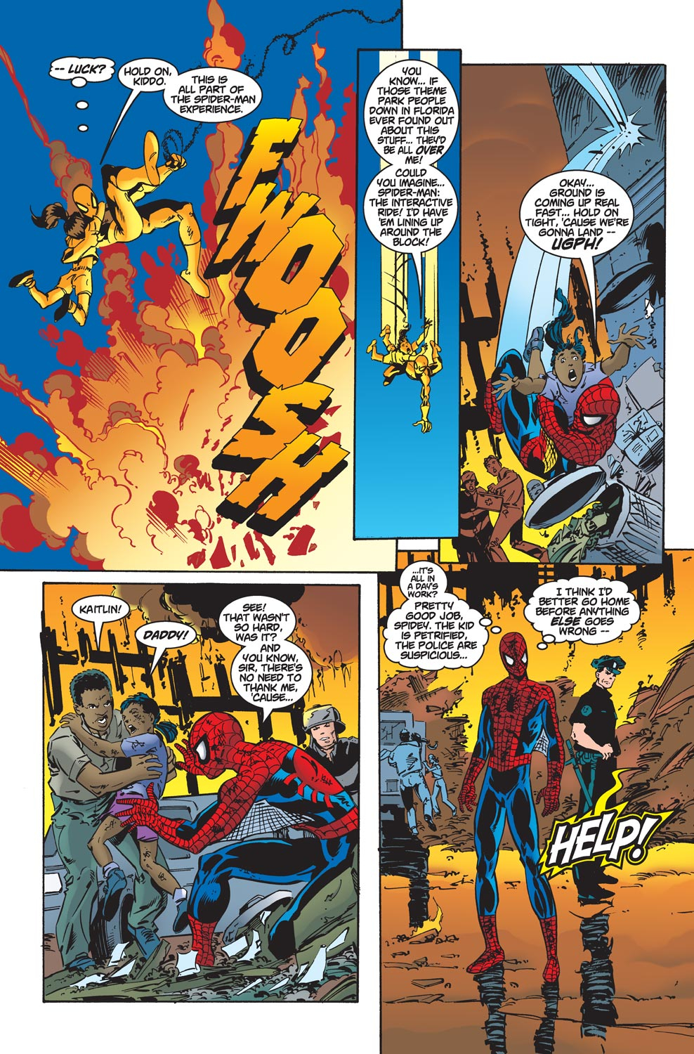 The Amazing Spider-Man (1999) 9 Page 3