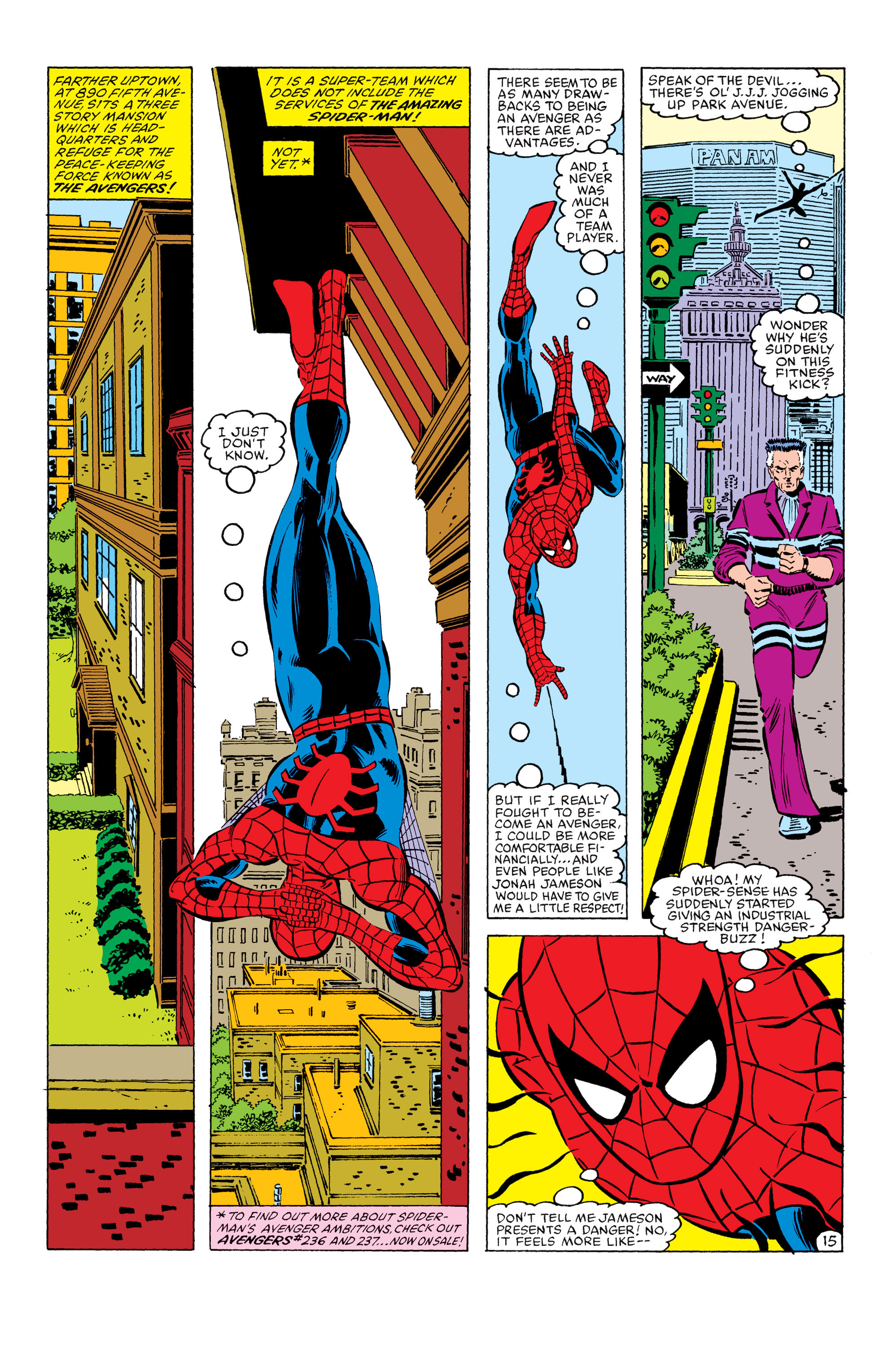 The Amazing Spider-Man (1963) 246 Page 15