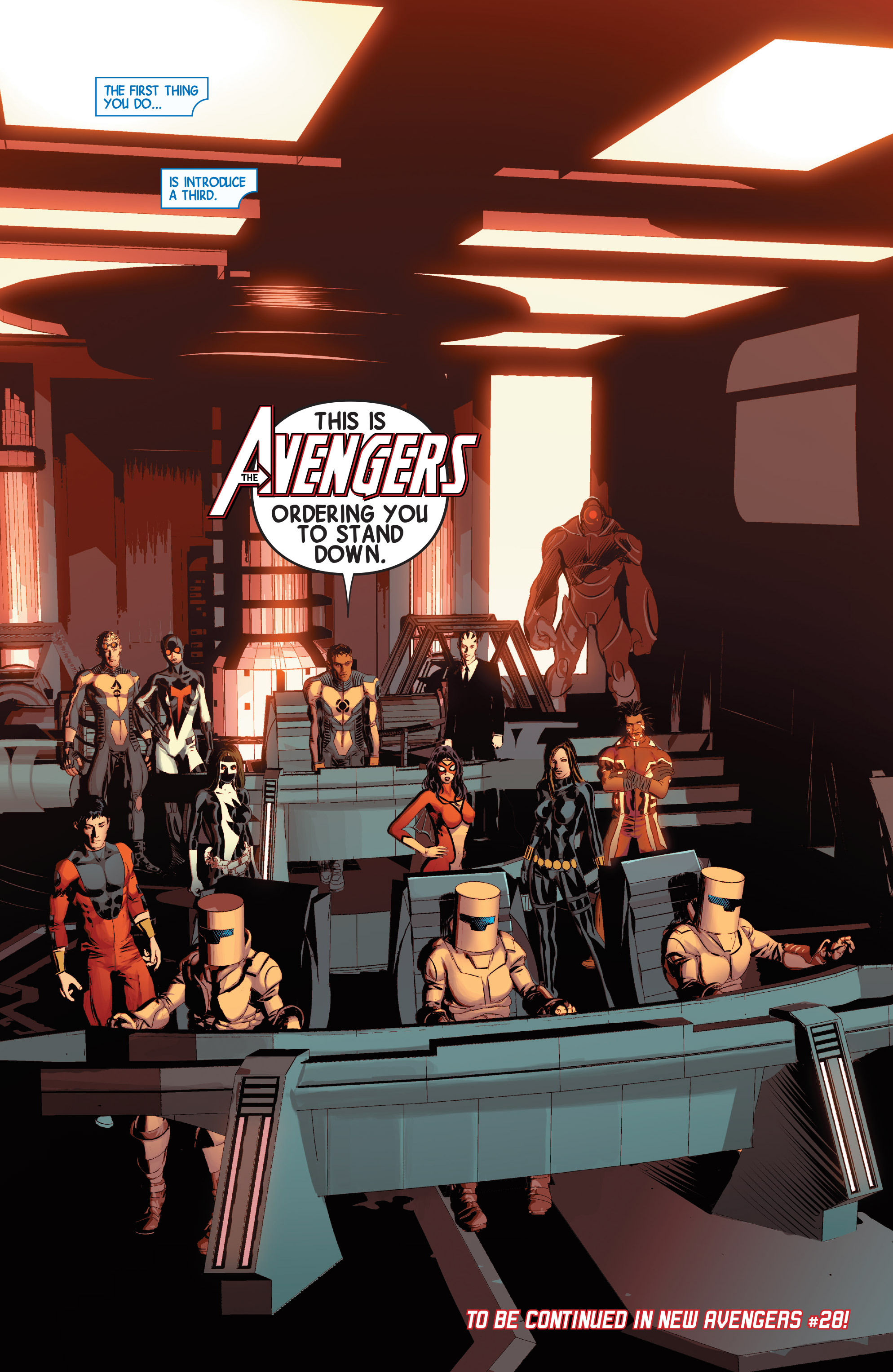 Read online Avengers (2013) comic -  Issue #39 - 24
