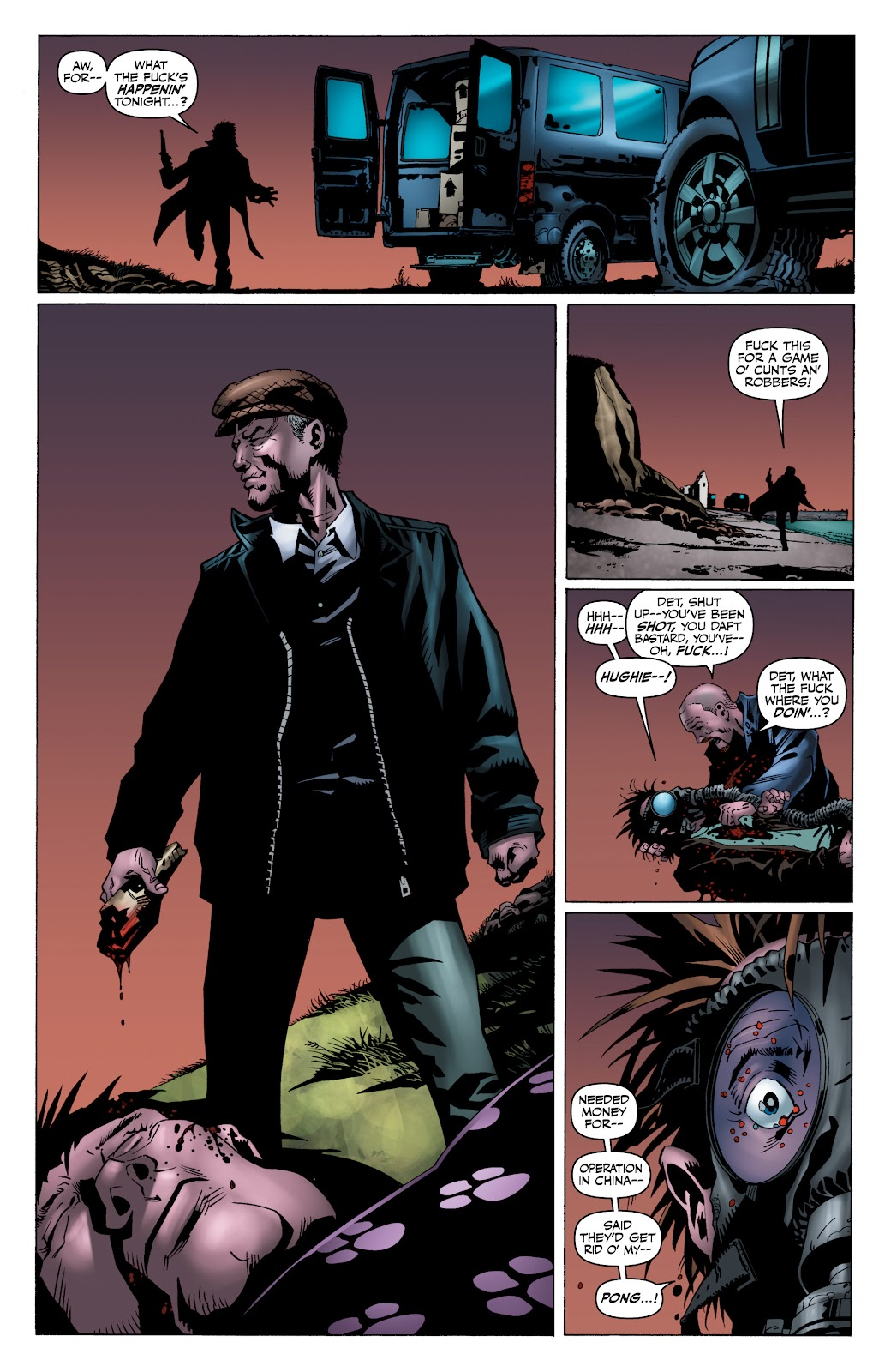 Read online The Boys Omnibus comic -  Issue # TPB 4 (Part 4) - 32