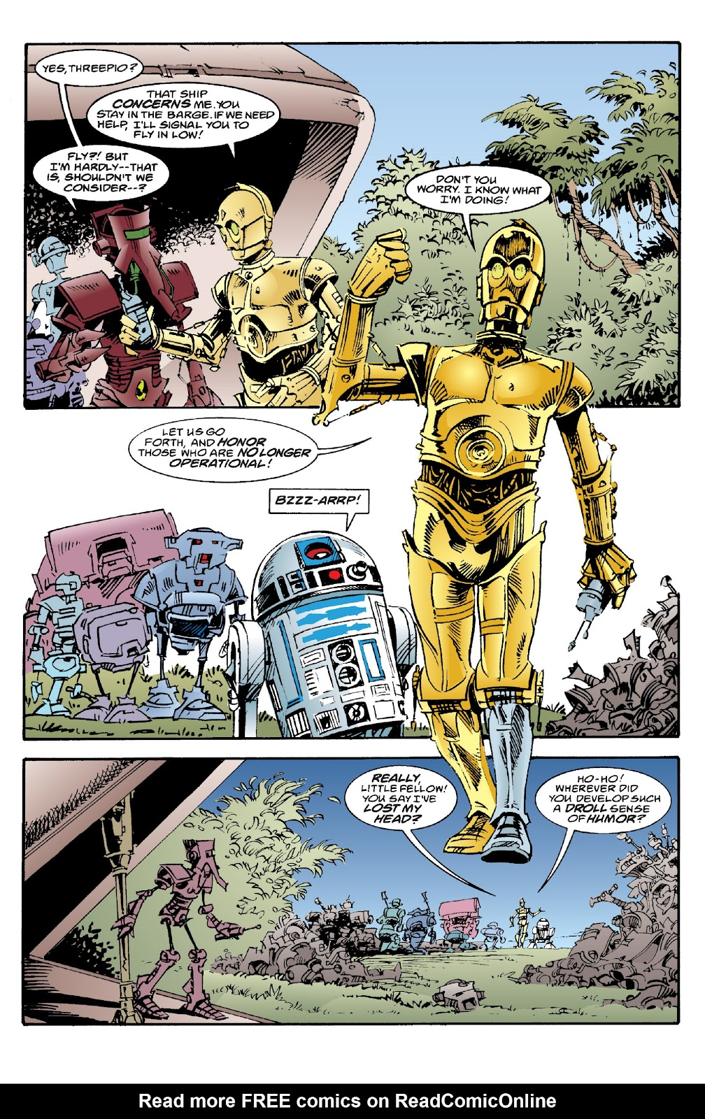 Read online Star Wars Legends Epic Collection: The Empire comic -  Issue # TPB 5 (Part 3) - 67