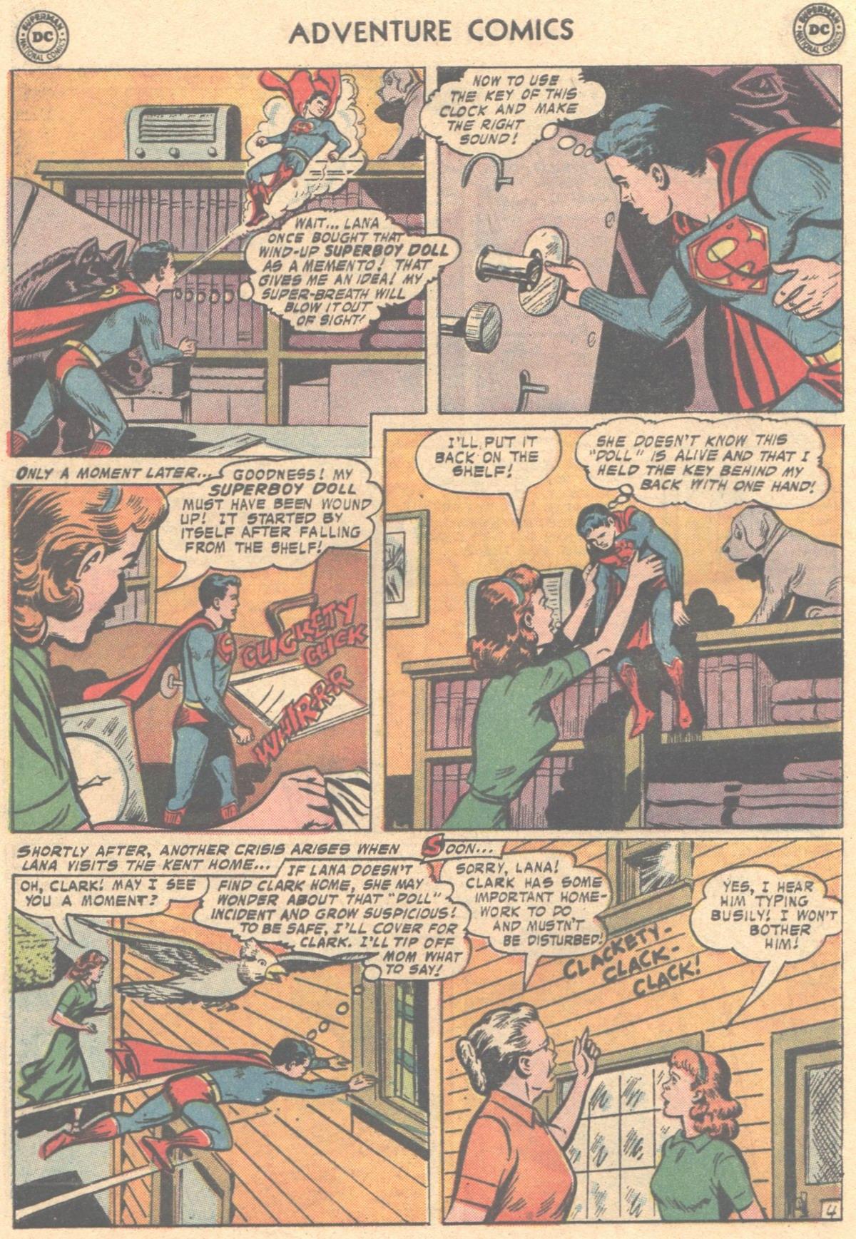 Read online Adventure Comics (1938) comic -  Issue #317 - 28