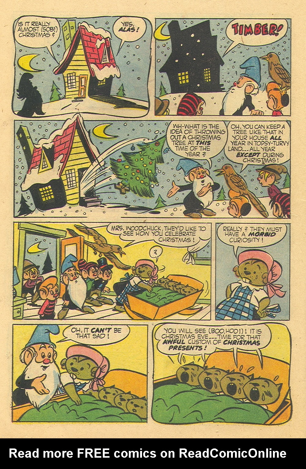 Four Color Comics issue 868 - Page 20