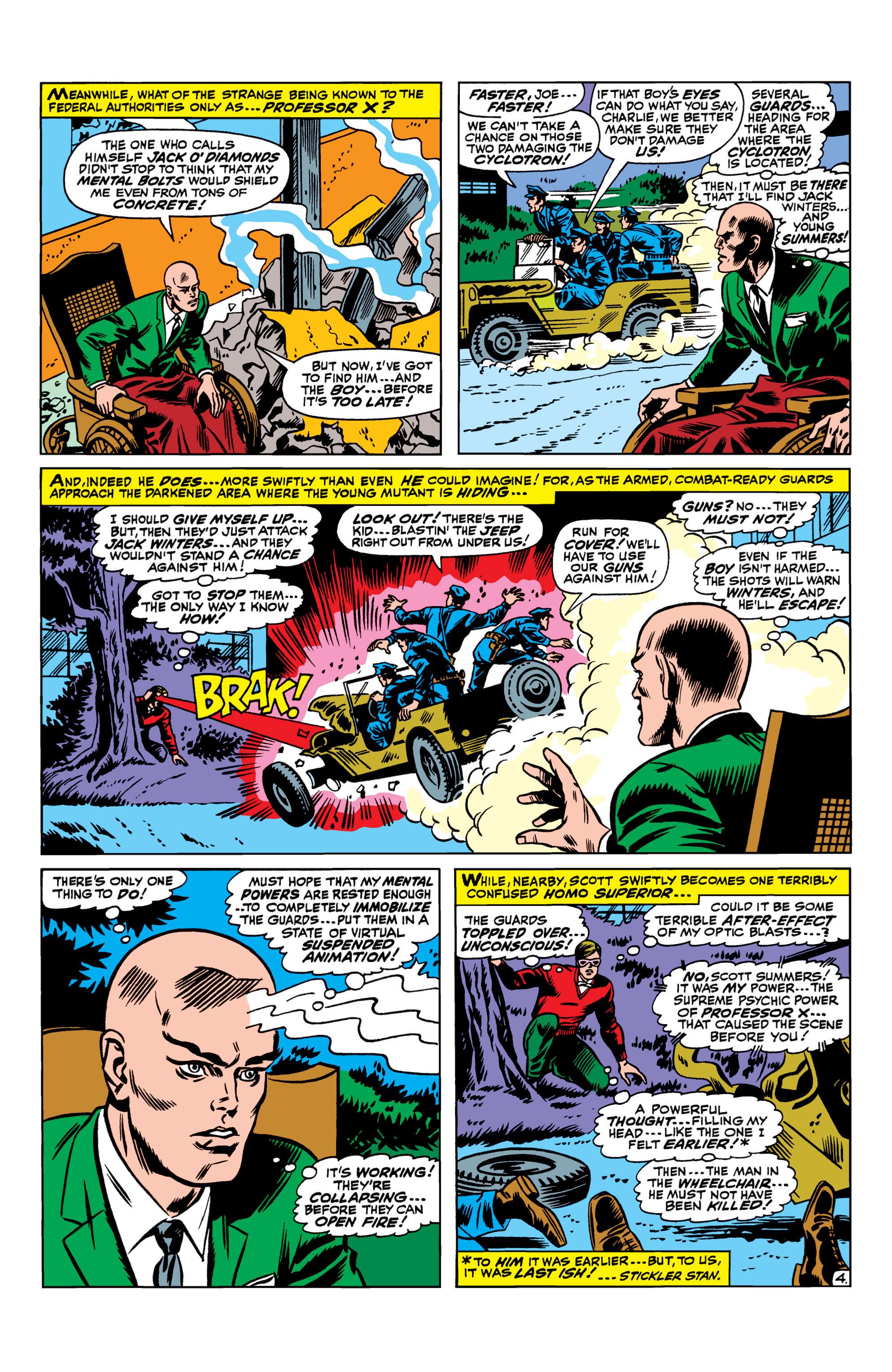 Read online Uncanny X-Men (1963) comic -  Issue #41 - 20