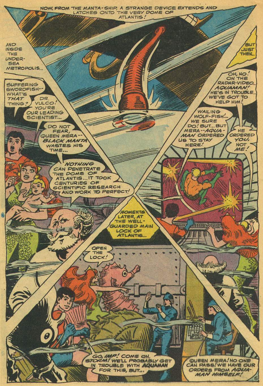 Read online Aquaman (1962) comic -  Issue #35 - 8