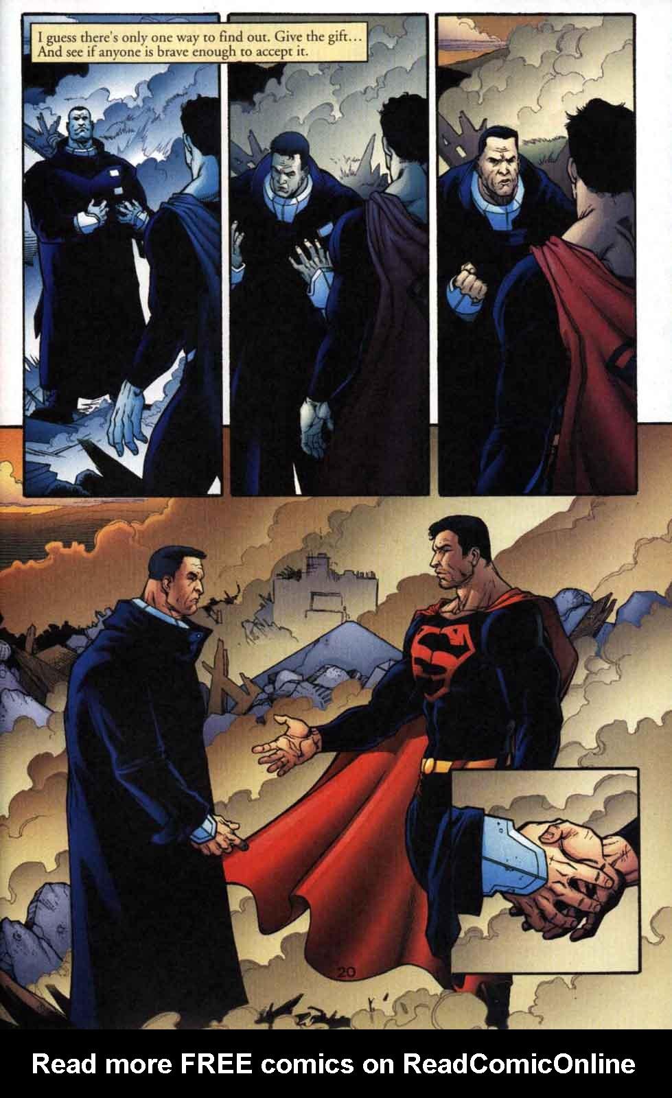 Action Comics (1938) 783 Page 20