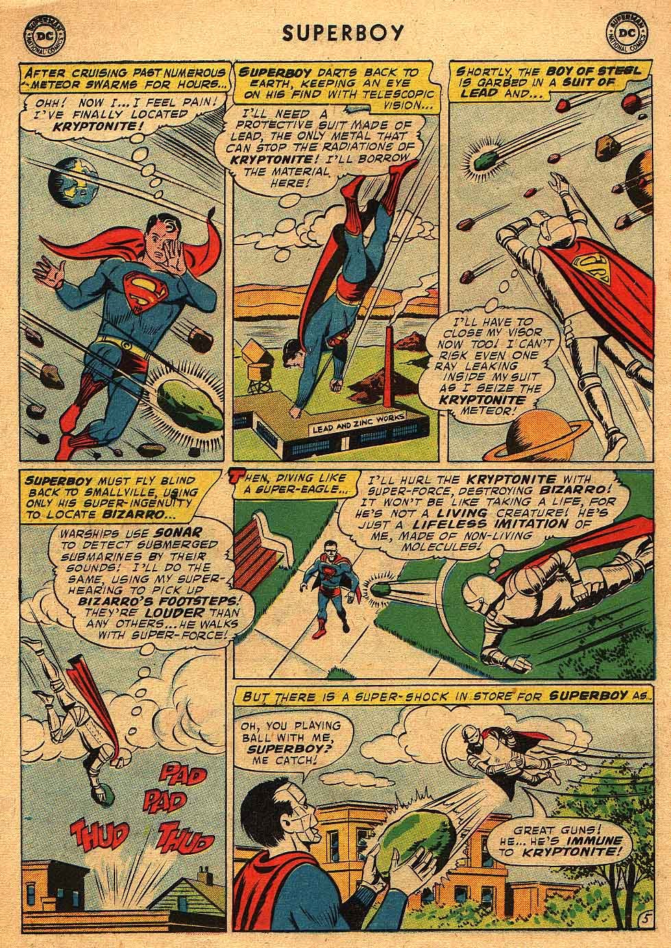 Superboy (1949) issue 68 - Page 16