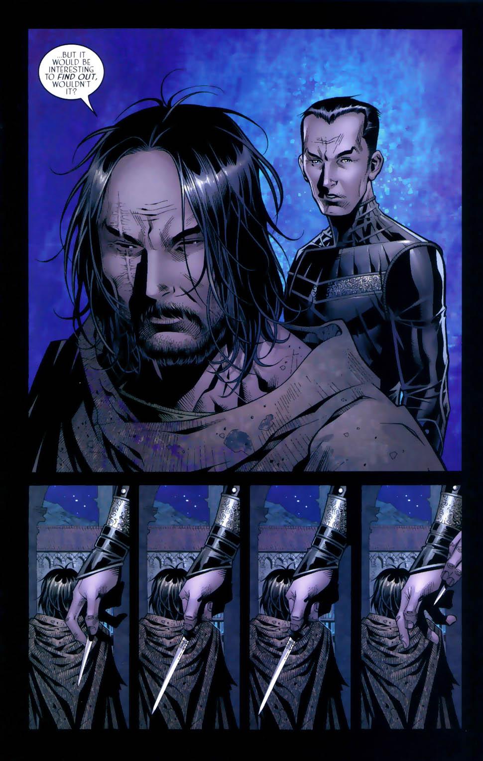 Read online Scion comic -  Issue #31 - 18