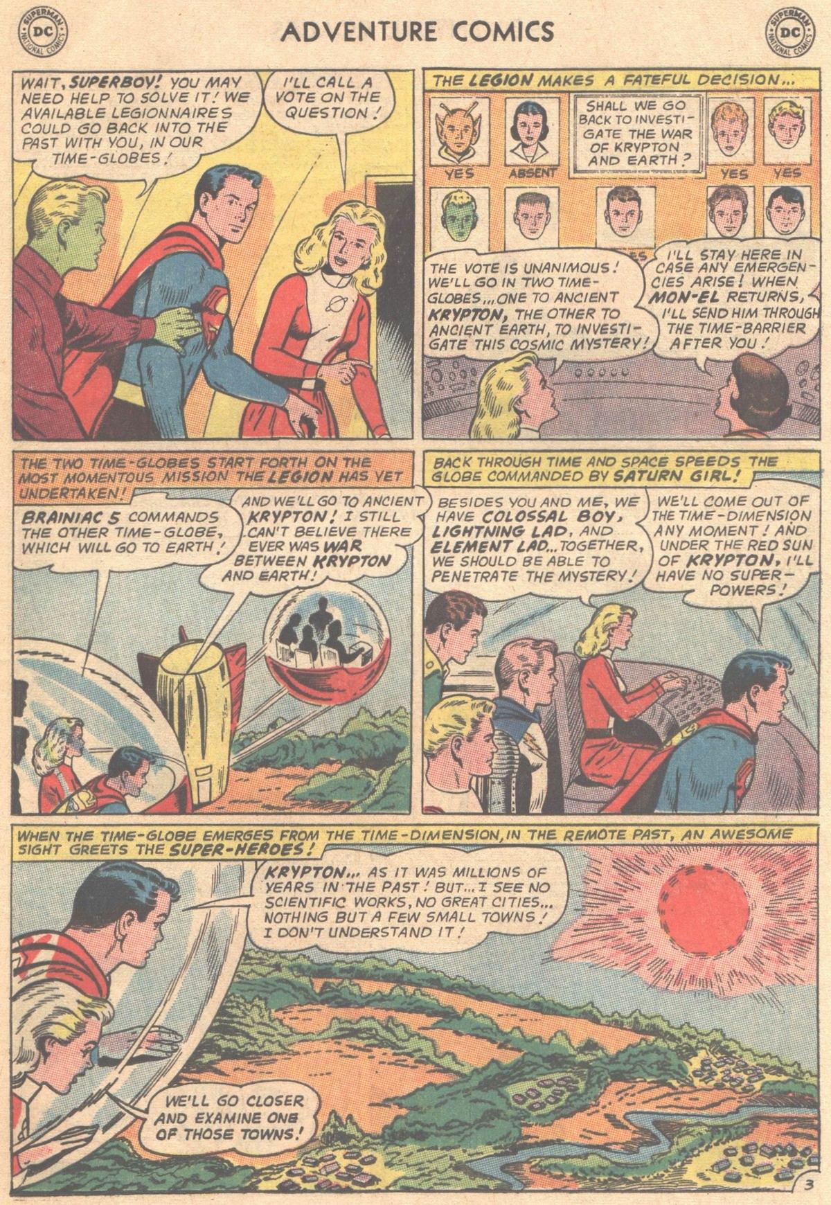 Read online Adventure Comics (1938) comic -  Issue #333 - 4