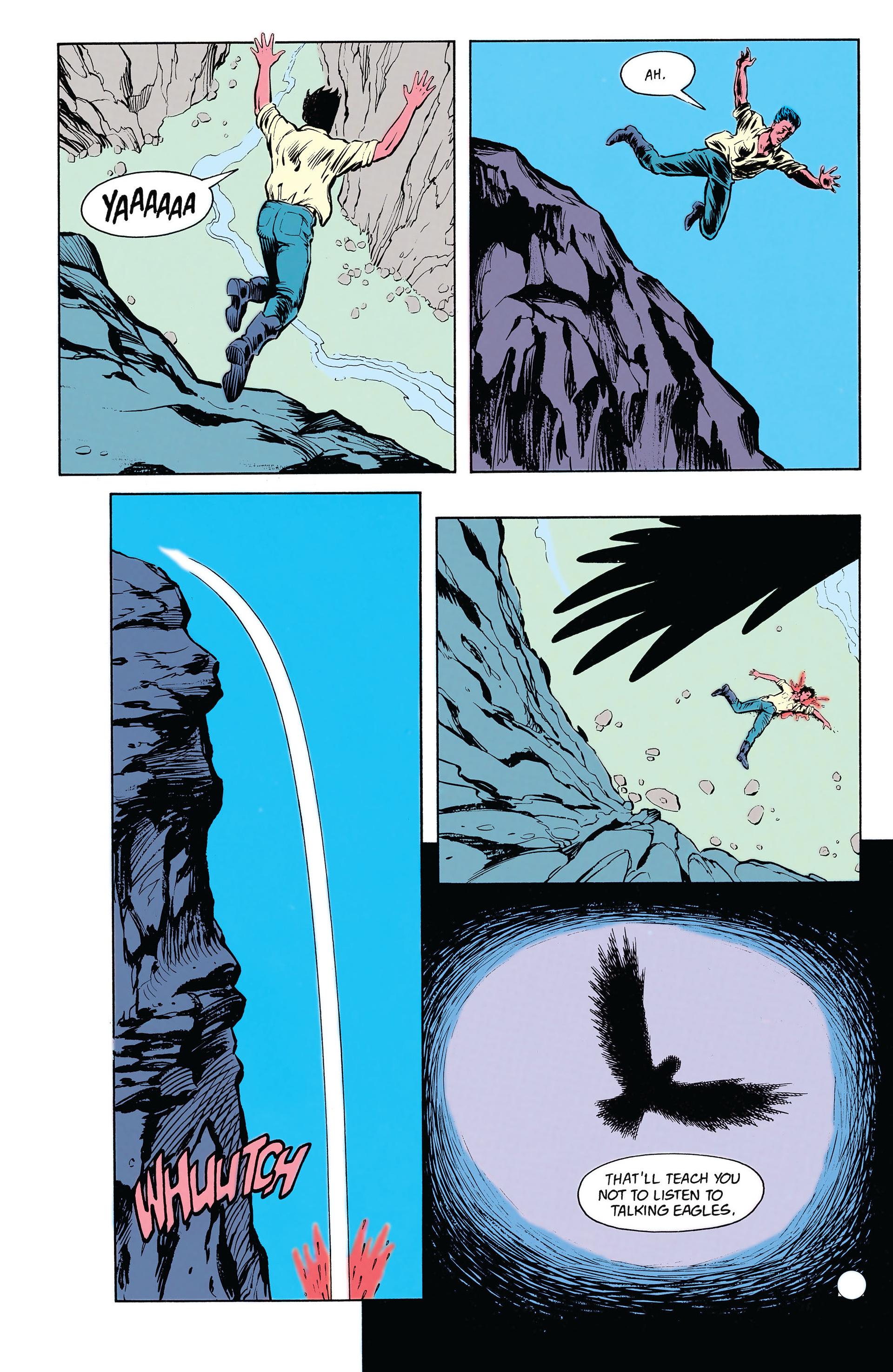 Read online Animal Man (1988) comic -  Issue #19 - 20