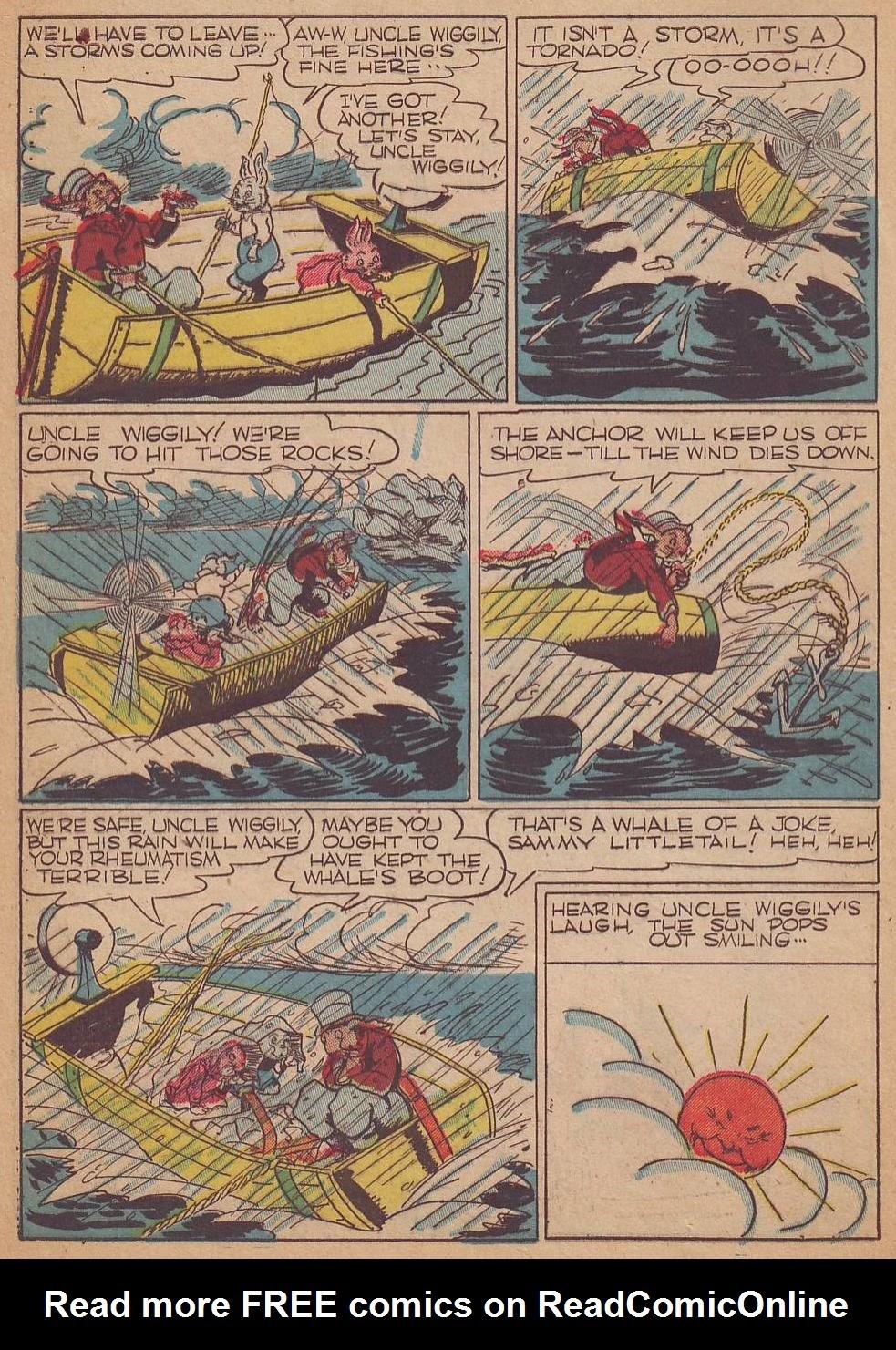 Read online Animal Comics comic -  Issue #8 - 6