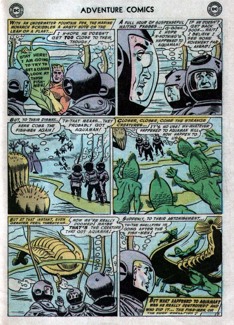 Read online Adventure Comics (1938) comic -  Issue #223 - 21
