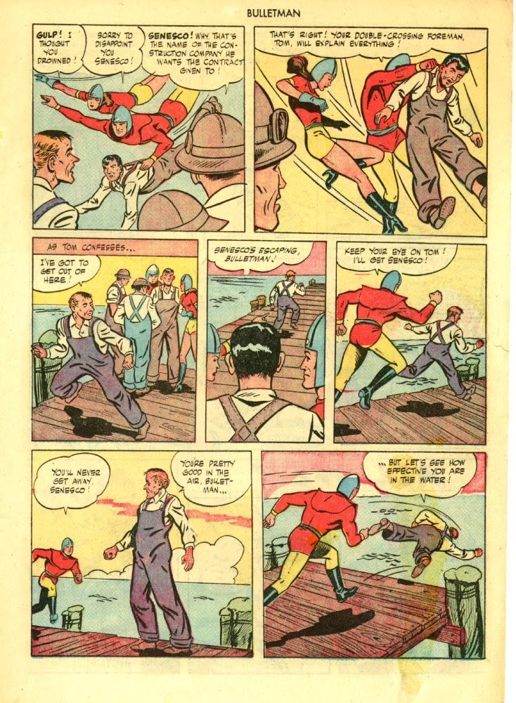 Bulletman issue 16 - Page 10