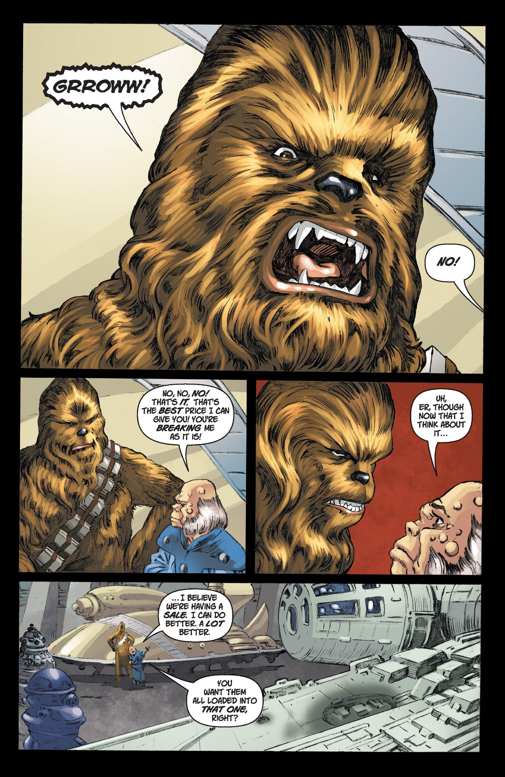 Read online Star Wars Omnibus comic -  Issue # Vol. 17 - 342