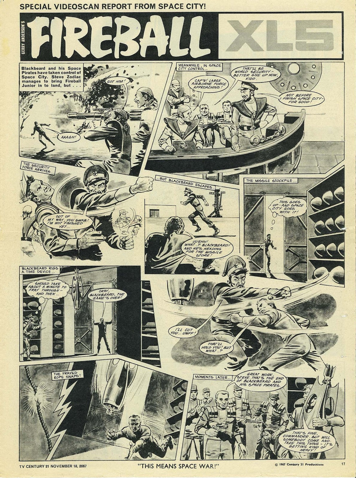 TV Century 21 (TV 21) issue 148 - Page 16