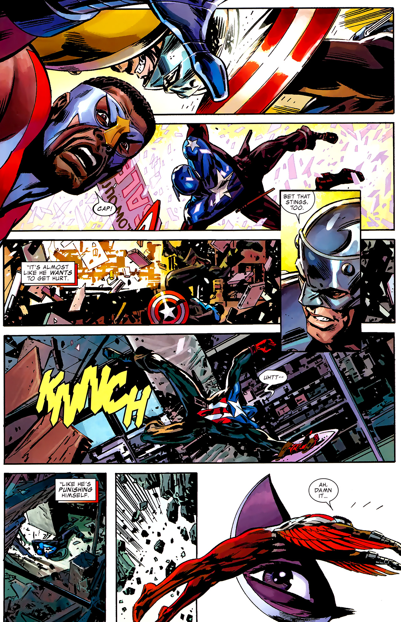 Captain America (1968) 606 Page 7