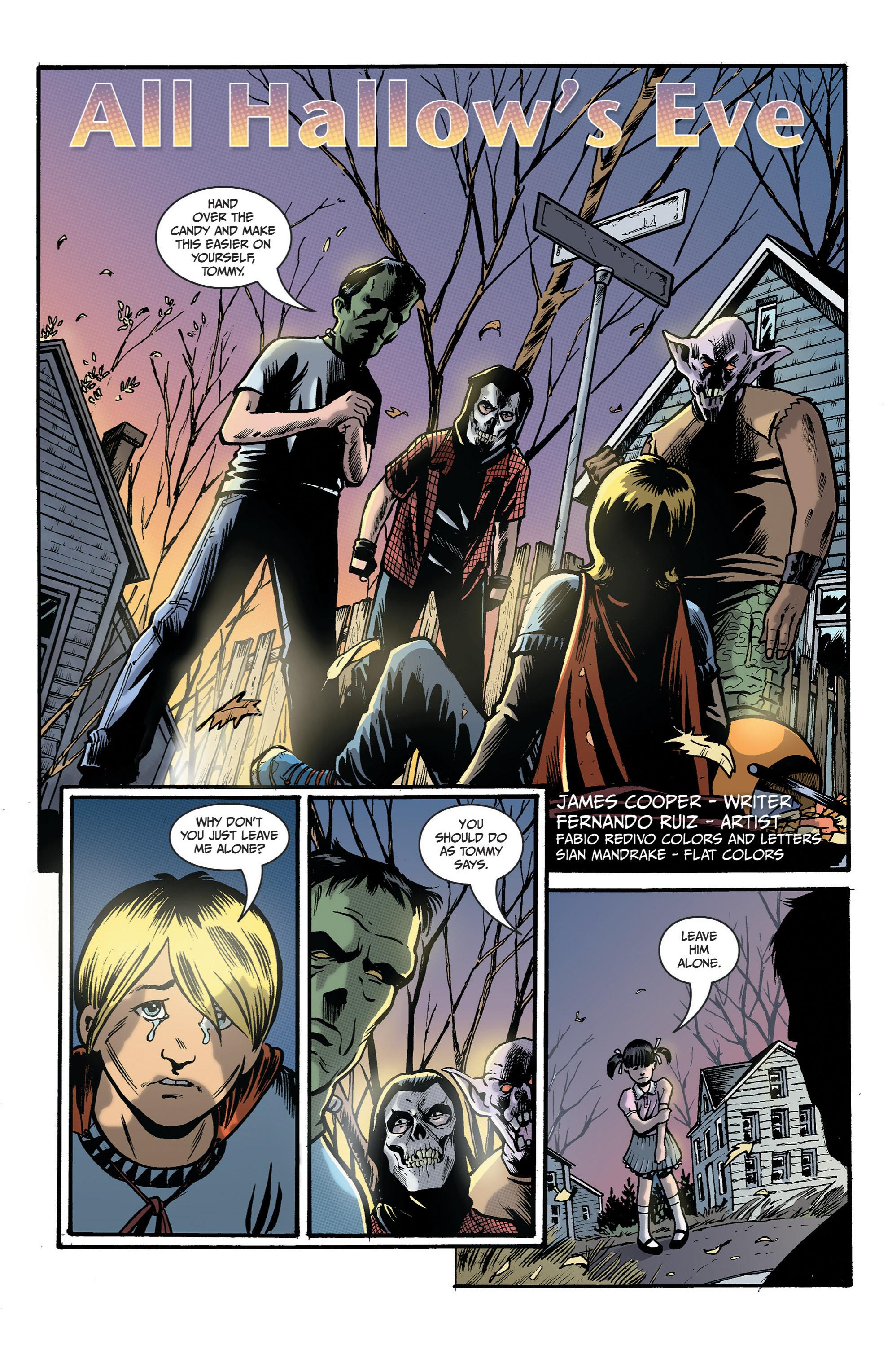 Read online Hoax Hunters (2012) comic -  Issue # TPB 2 - 110