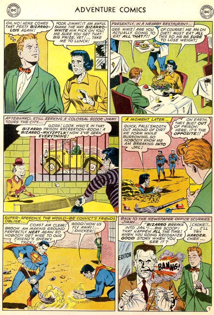 Read online Adventure Comics (1938) comic -  Issue #287 - 26
