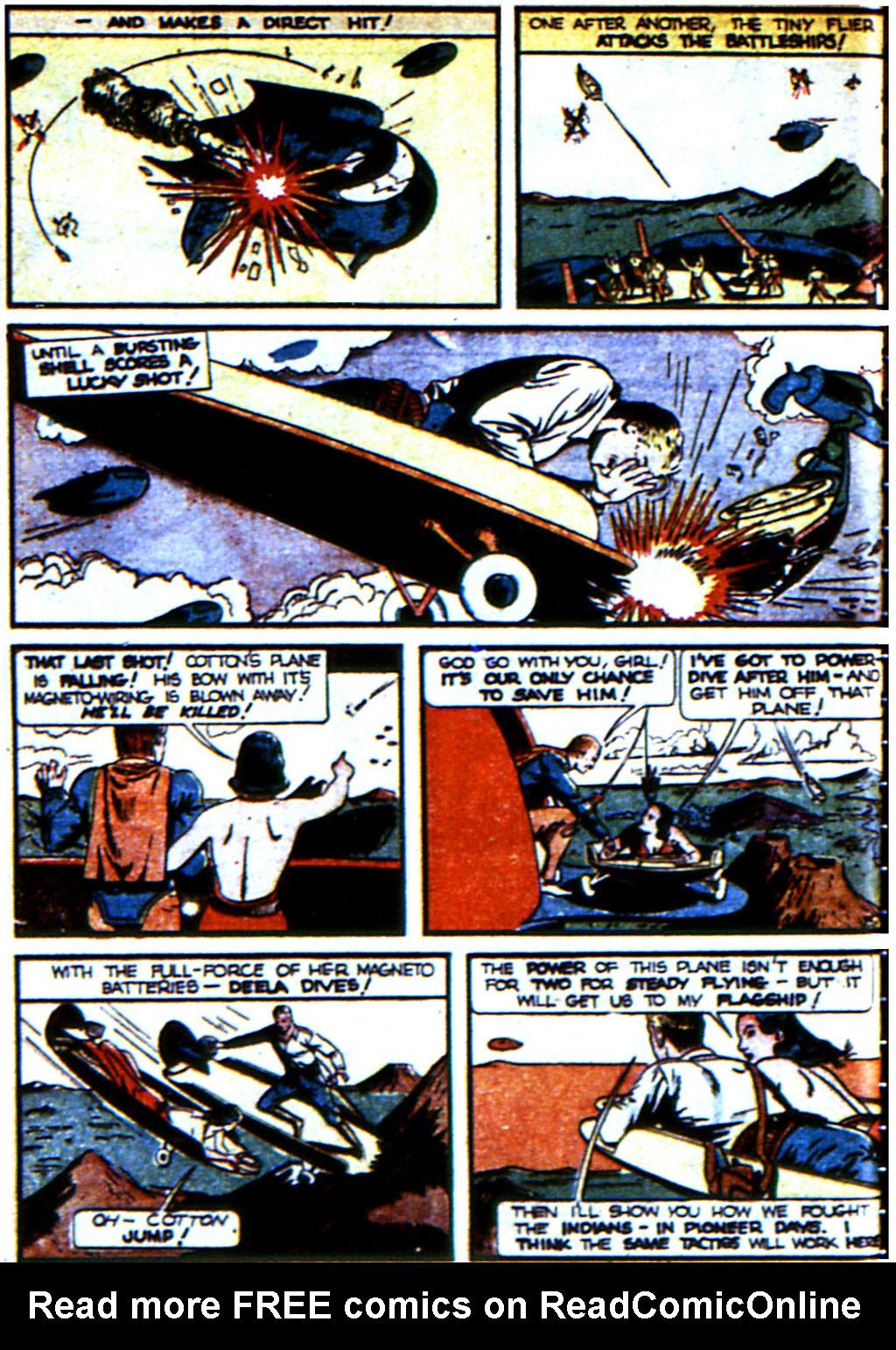Read online Adventure Comics (1938) comic -  Issue #45 - 64