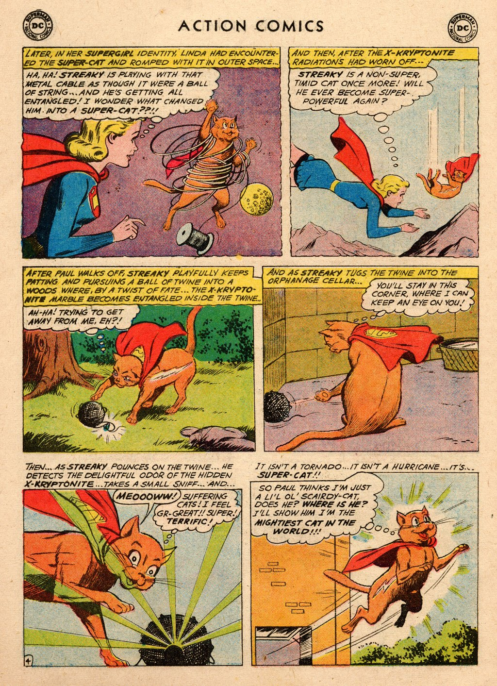 Read online Action Comics (1938) comic -  Issue #266 - 22