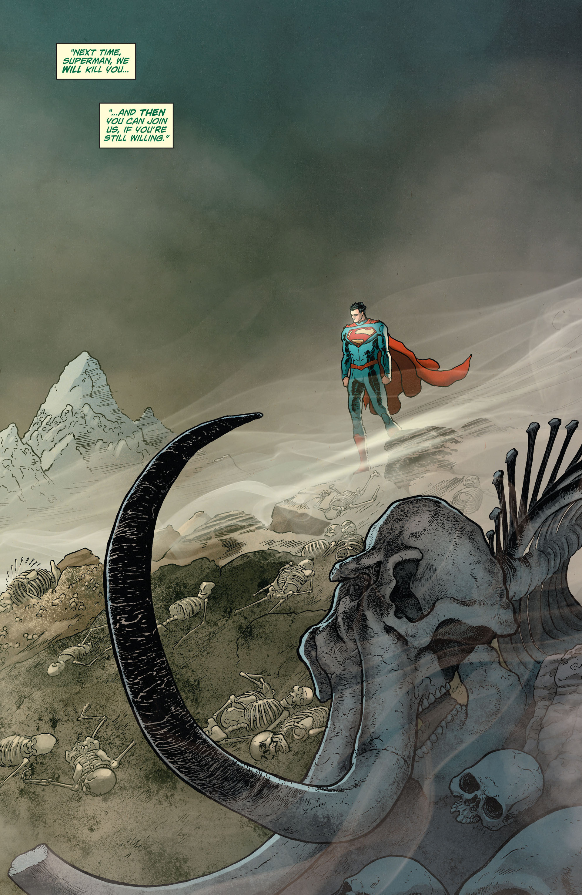 Read online Action Comics (2011) comic -  Issue #30 - 19