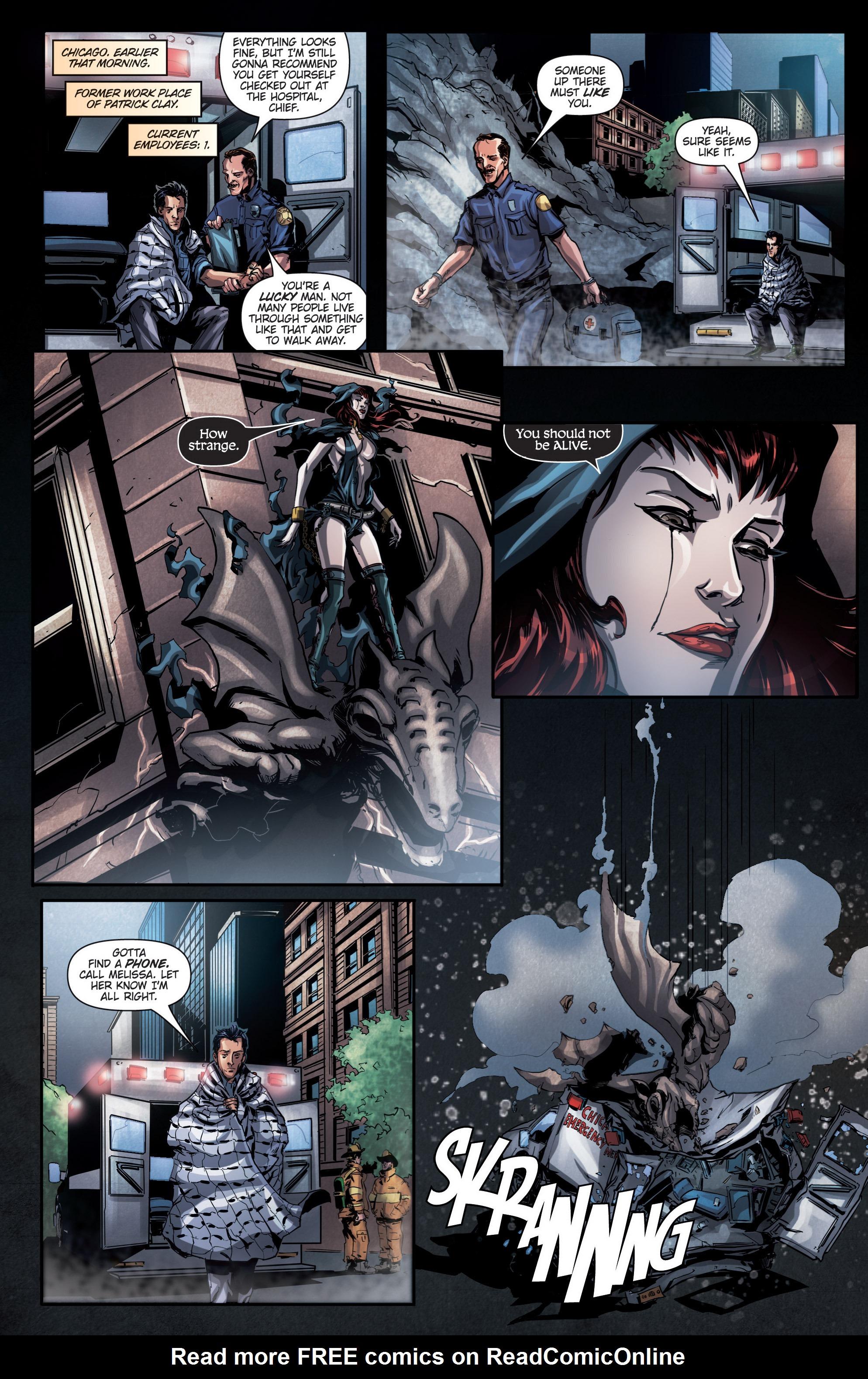 Read online Grimm Fairy Tales presents No Tomorrow comic -  Issue # TPB - 32