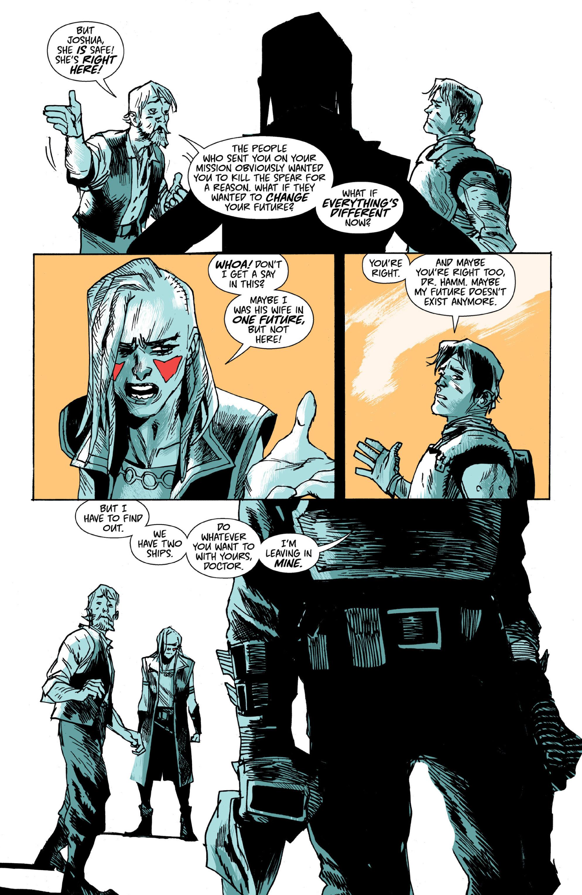 Read online Ei8ht comic -  Issue # TPB - 120