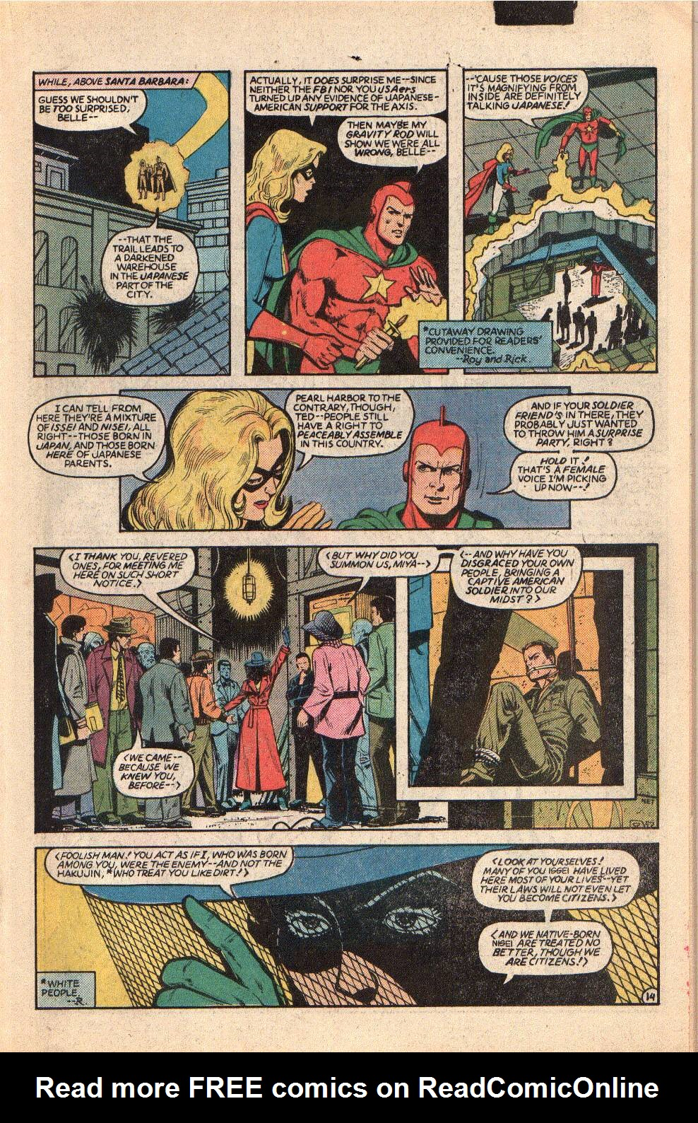Read online All-Star Squadron comic -  Issue #33 - 19