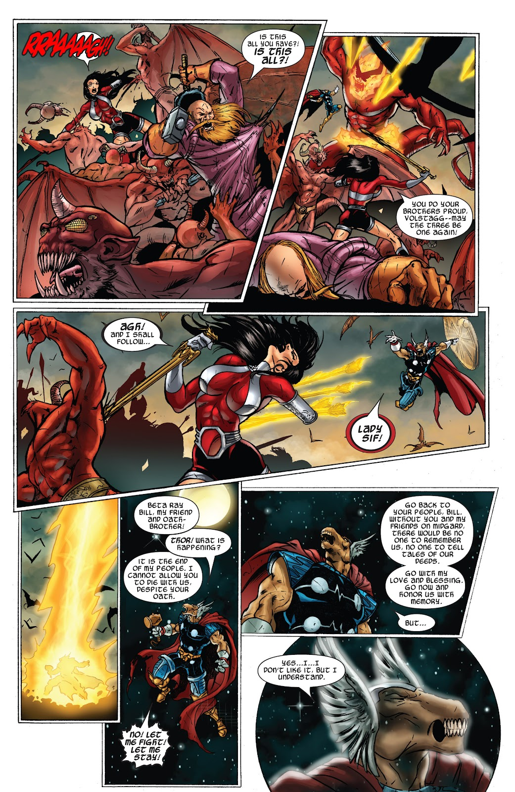 Read online Thor: Ragnaroks comic -  Issue # TPB (Part 3) - 68